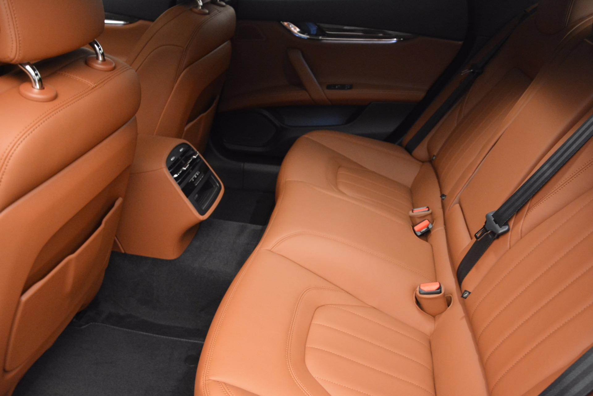 New 2017 Maserati Quattroporte S Q4 For Sale In Westport, CT 957_p17