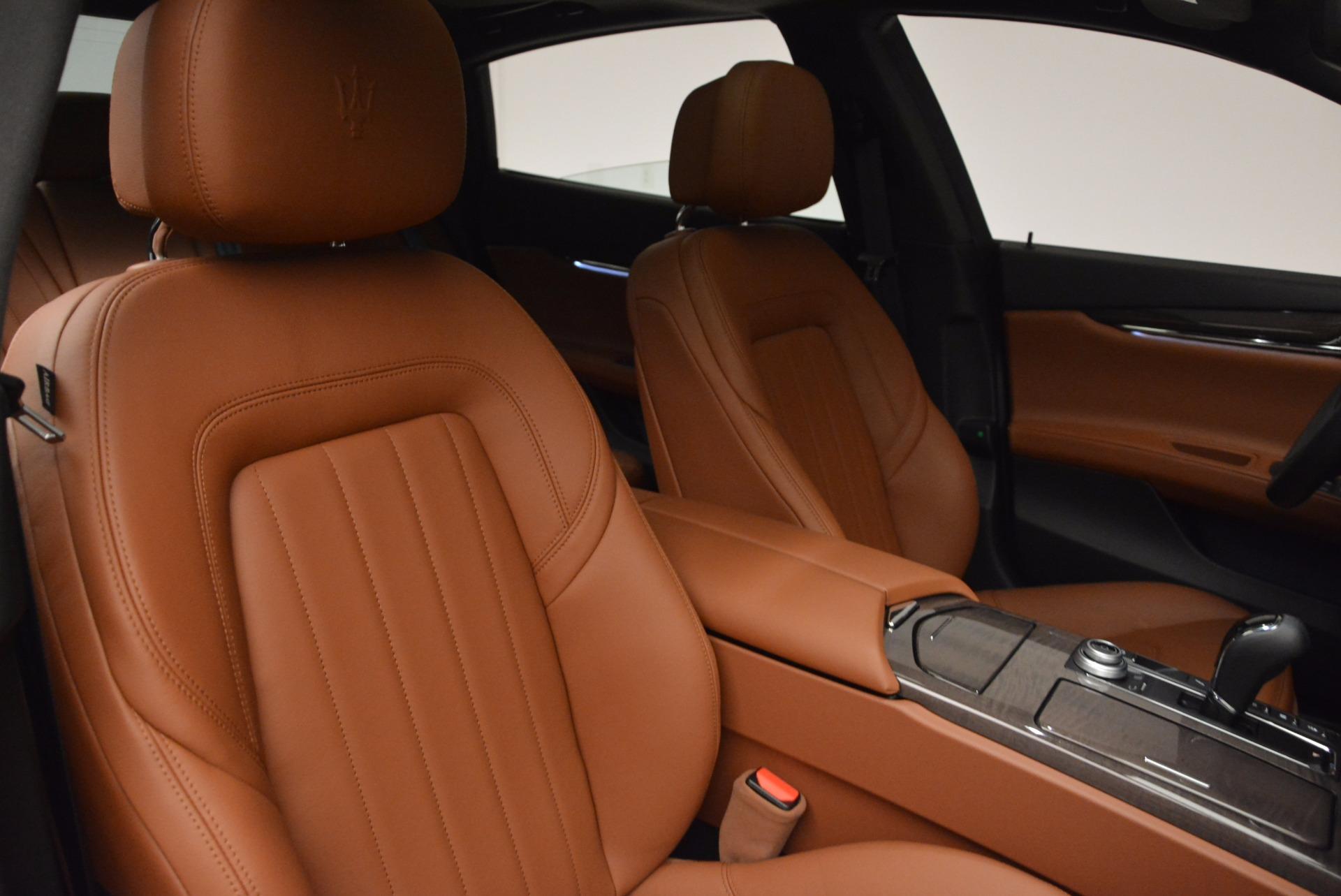 New 2017 Maserati Quattroporte S Q4 For Sale In Westport, CT 957_p19