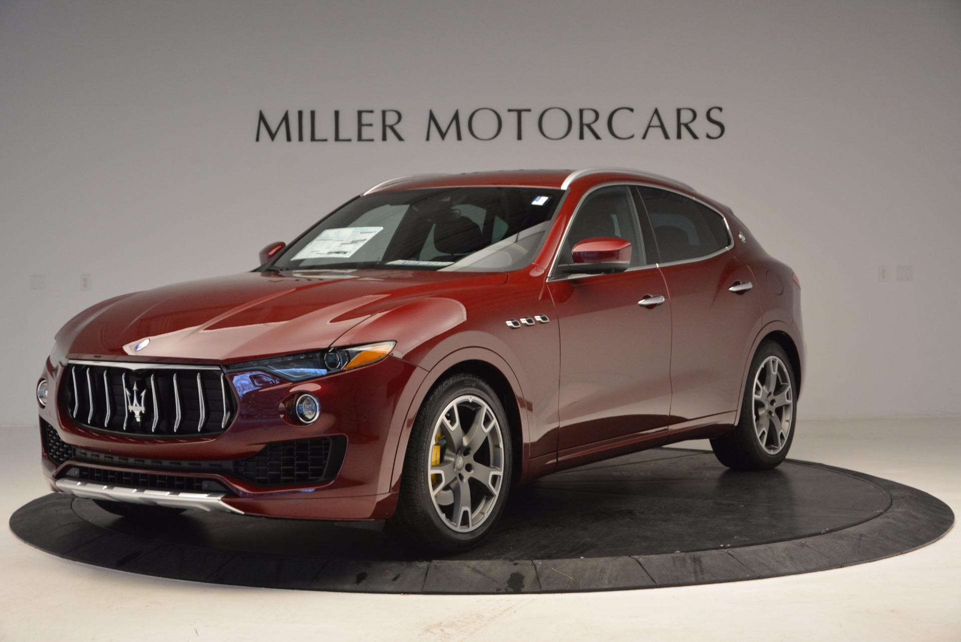 New 2017 Maserati Levante  For Sale In Westport, CT 959_main