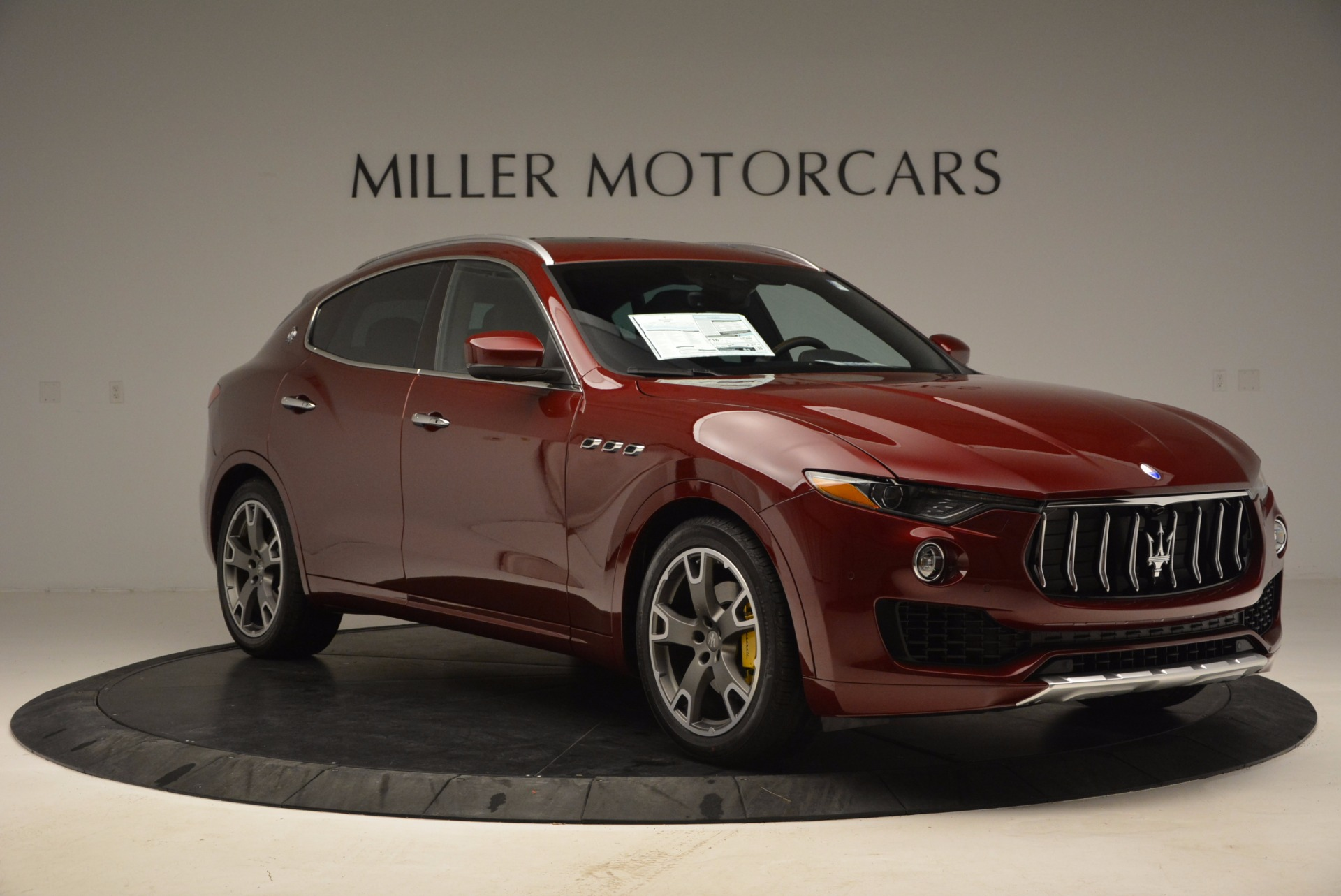 New 2017 Maserati Levante  For Sale In Westport, CT 959_p11