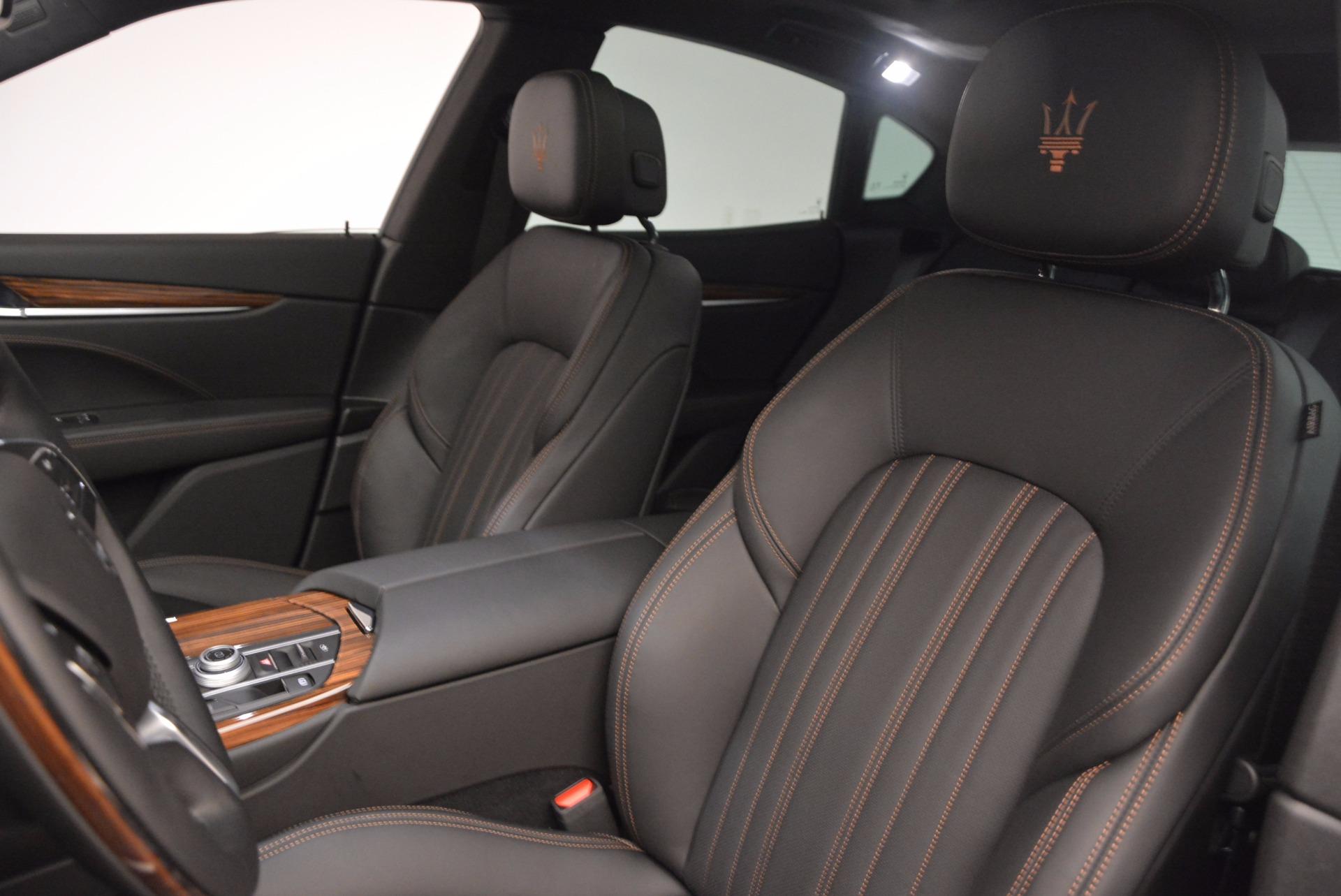 New 2017 Maserati Levante  For Sale In Westport, CT 959_p13