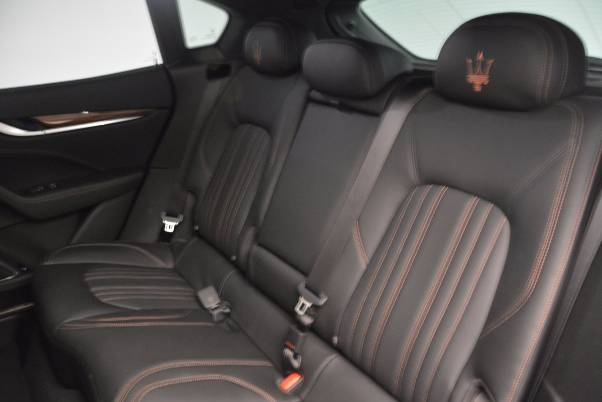 New 2017 Maserati Levante  For Sale In Westport, CT 959_p17