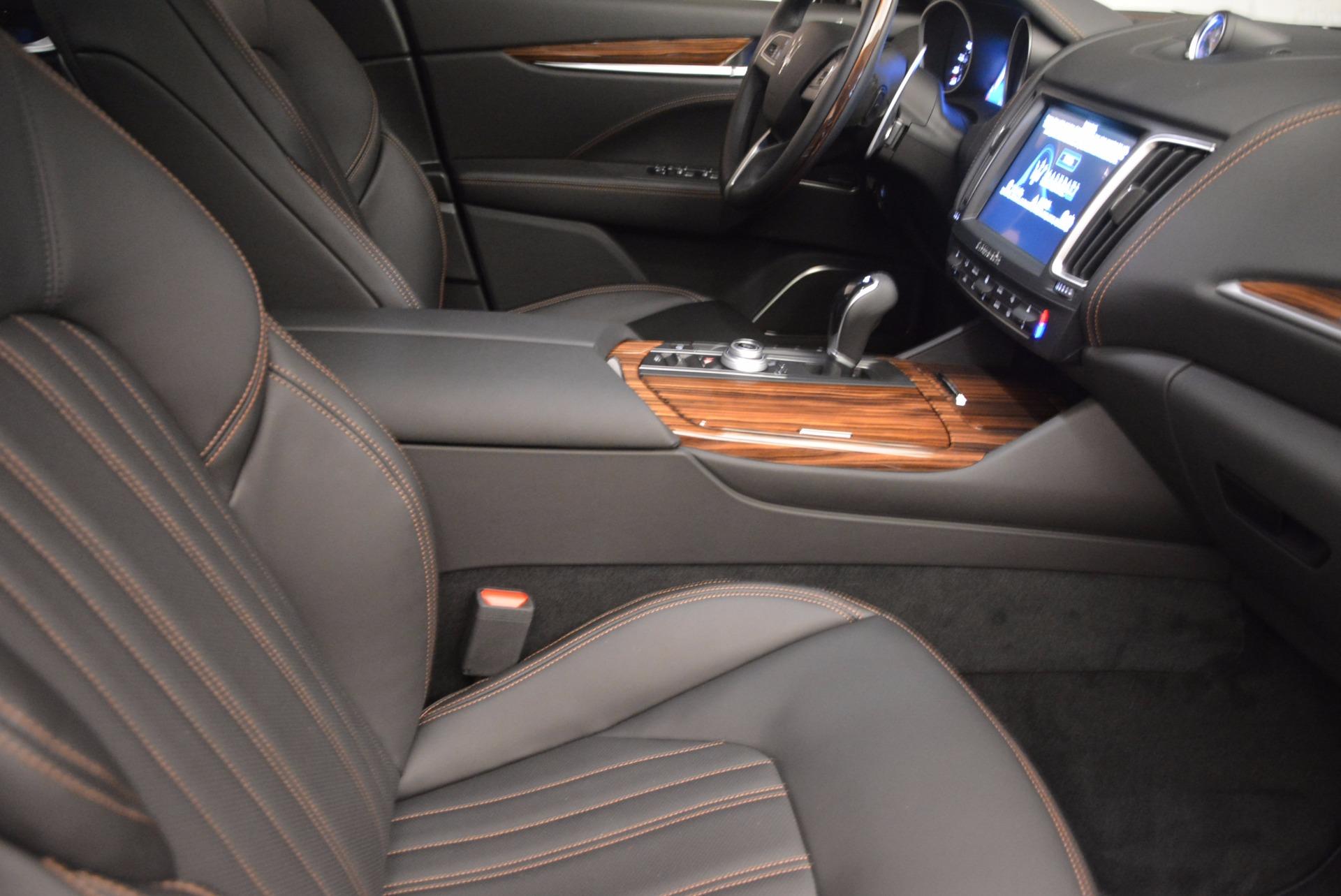 New 2017 Maserati Levante  For Sale In Westport, CT 959_p20
