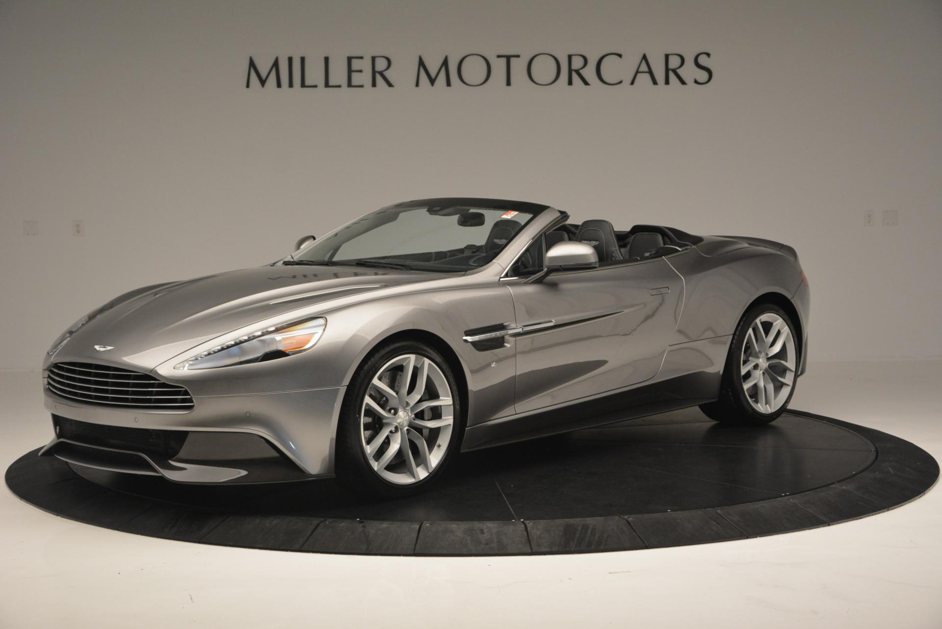Used 2016 Aston Martin Vanquish Convertible For Sale In Westport, CT 96_main