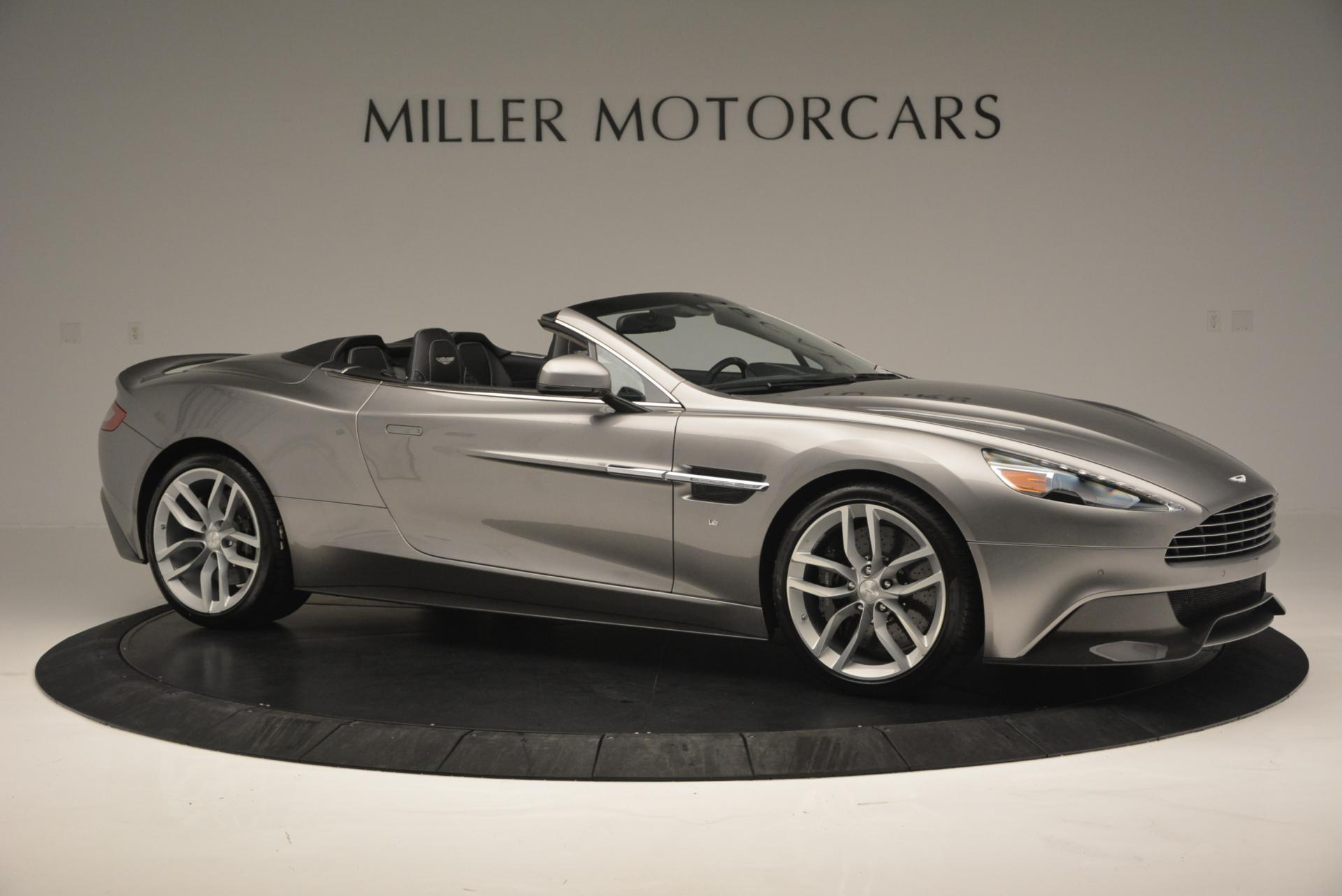 Used 2016 Aston Martin Vanquish Convertible For Sale In Westport, CT 96_p10
