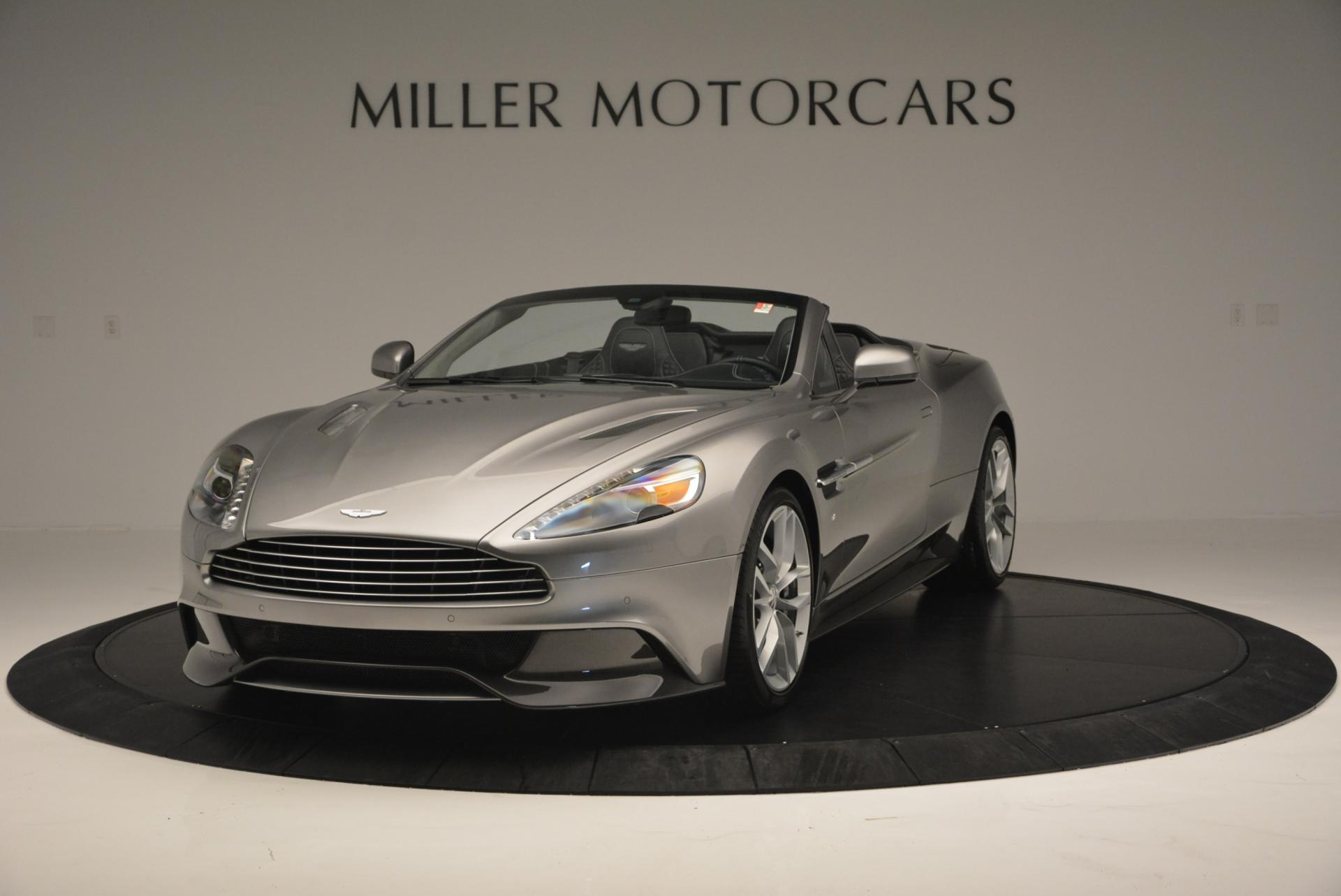 Used 2016 Aston Martin Vanquish Convertible For Sale In Westport, CT 96_p2
