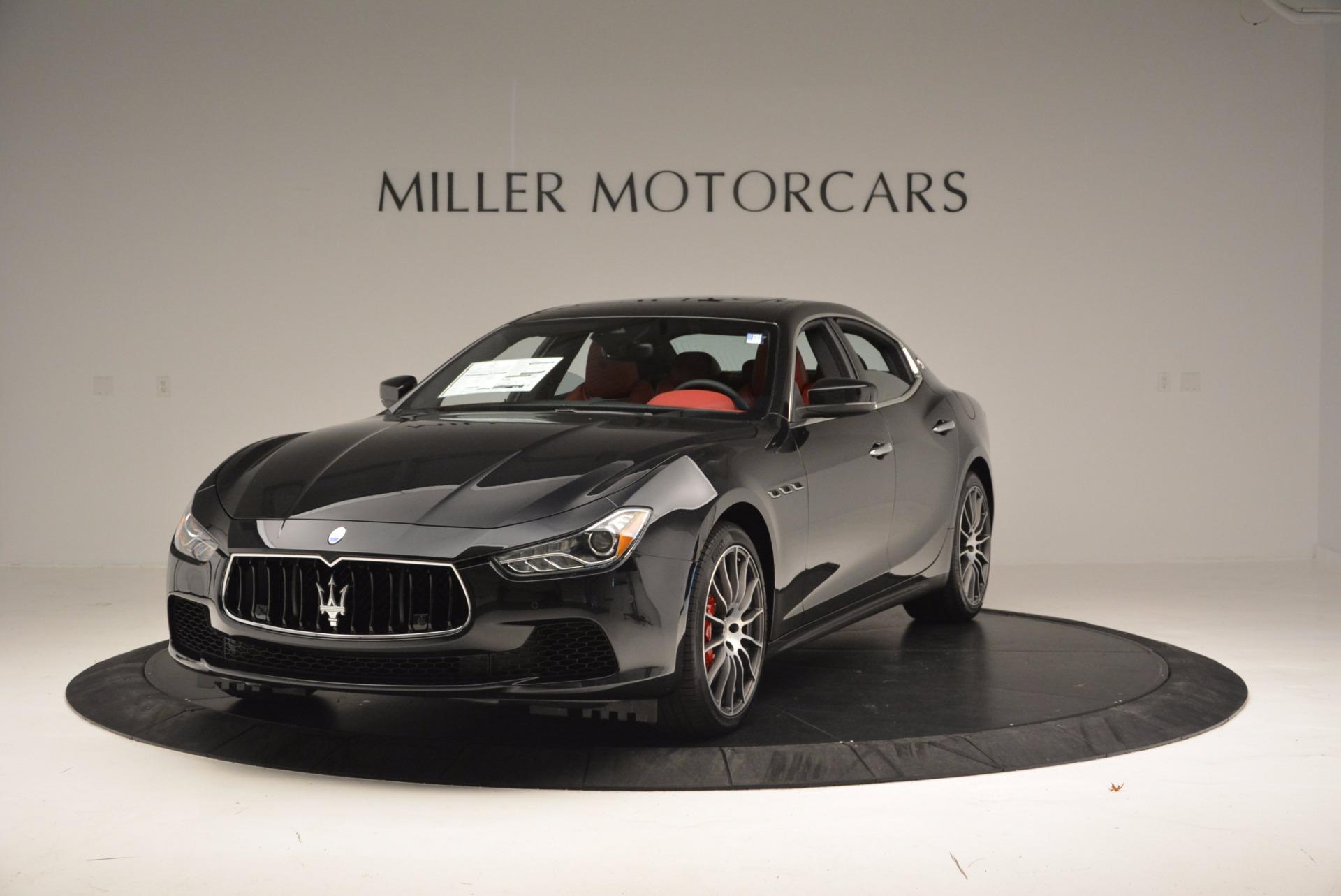 New 2017 Maserati Ghibli S Q4 For Sale In Westport, CT 961_p10