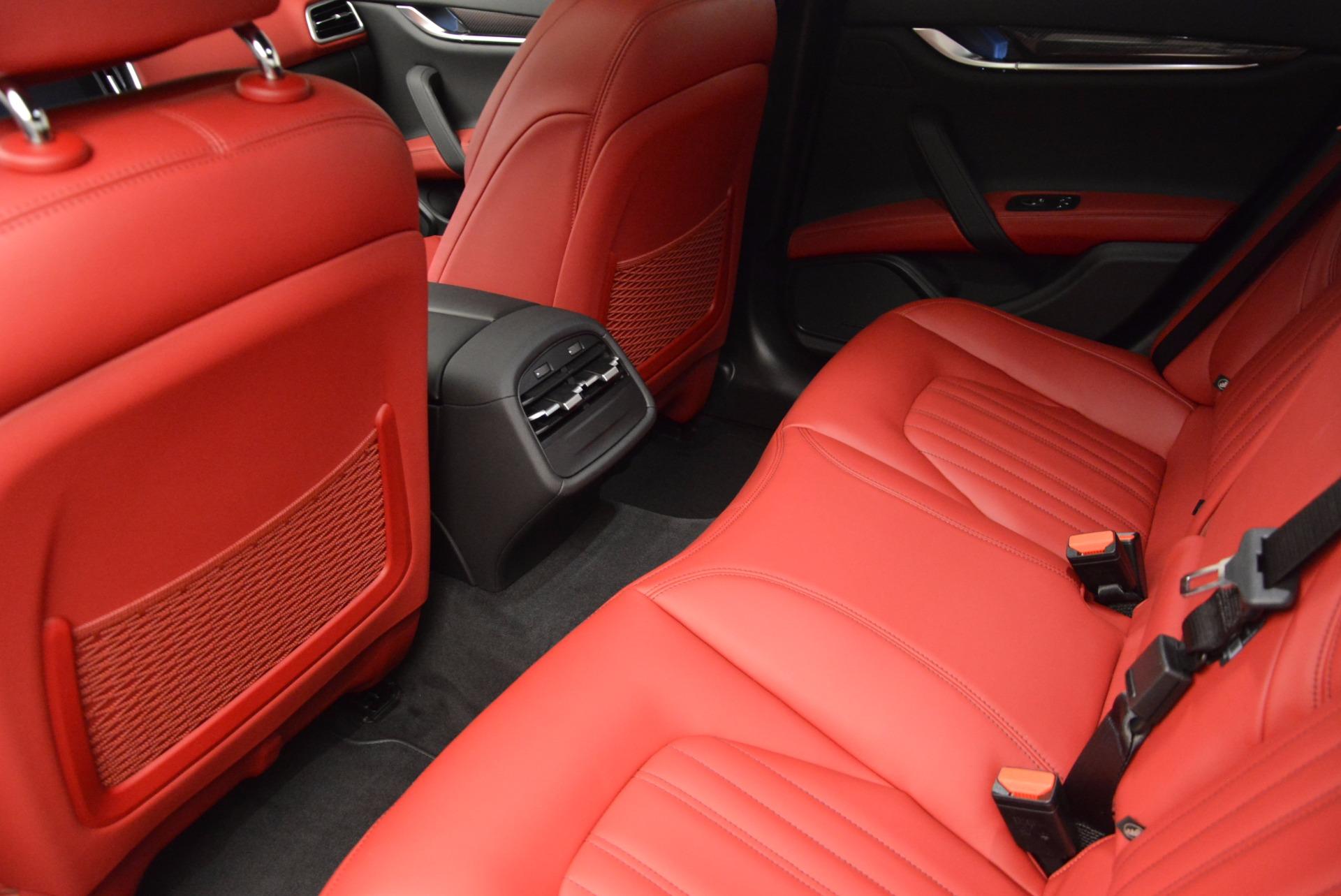 New 2017 Maserati Ghibli S Q4 For Sale In Westport, CT 961_p17