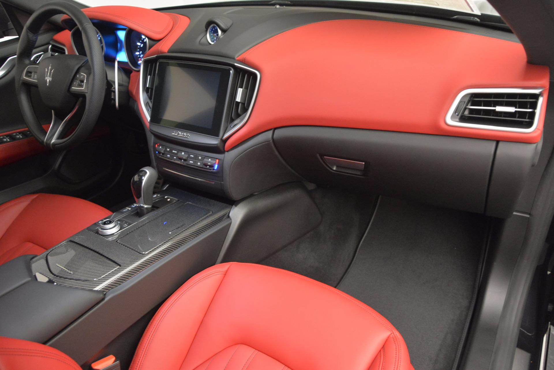 New 2017 Maserati Ghibli S Q4 For Sale In Westport, CT 961_p23