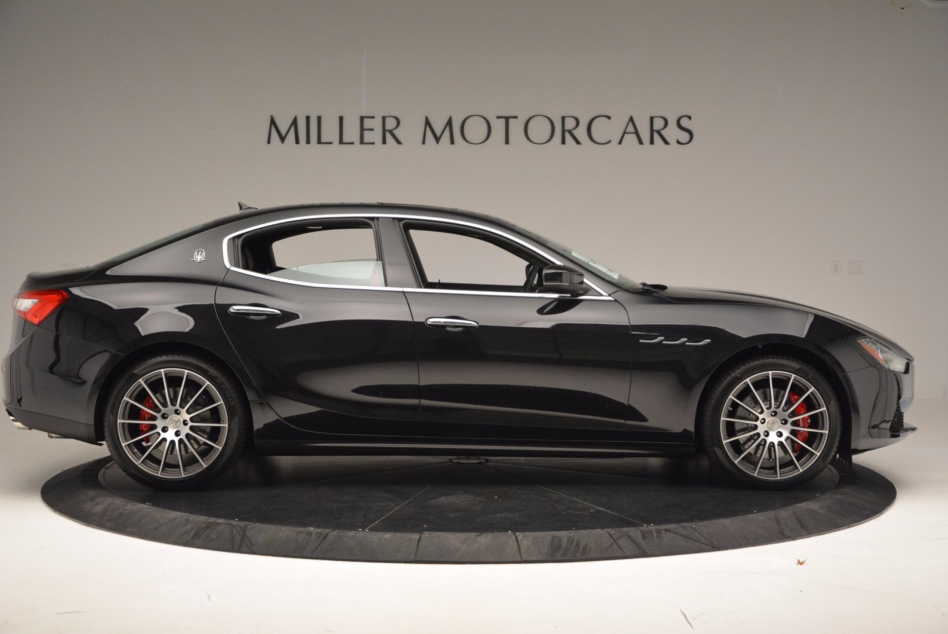 New 2017 Maserati Ghibli S Q4 For Sale In Westport, CT 961_p3