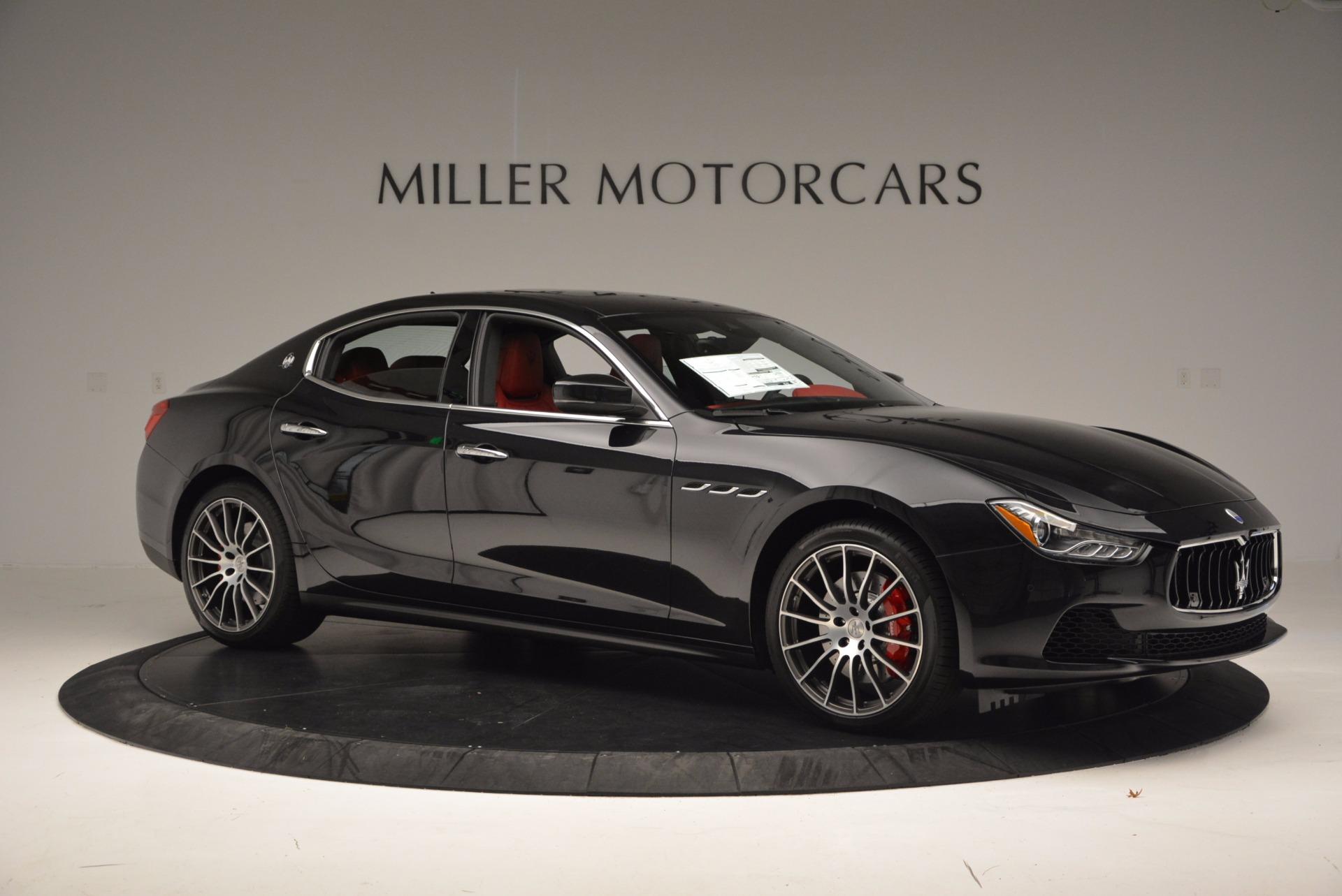 New 2017 Maserati Ghibli S Q4 For Sale In Westport, CT 961_p4