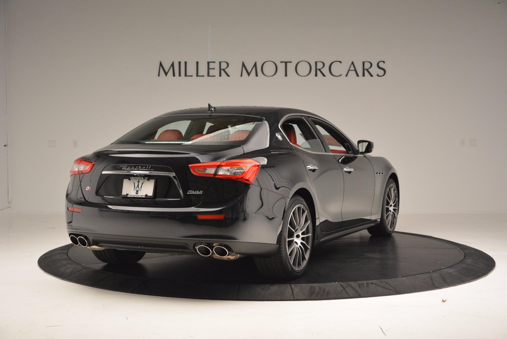 New 2017 Maserati Ghibli S Q4 For Sale In Westport, CT 961_p7