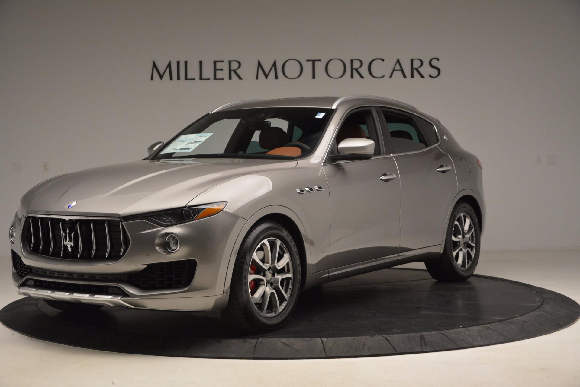 New 2017 Maserati Levante  For Sale In Westport, CT 966_main