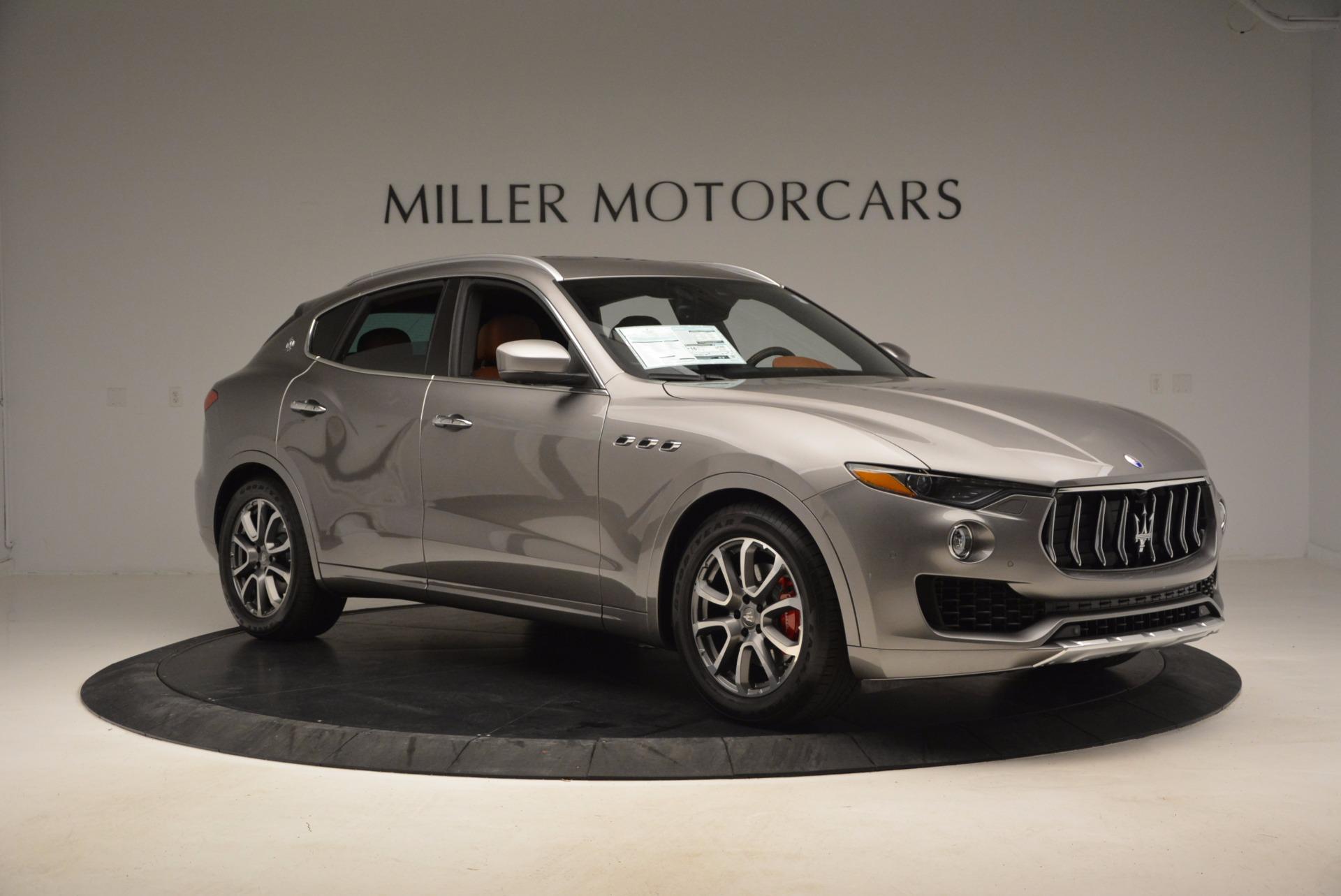New 2017 Maserati Levante  For Sale In Westport, CT 966_p11