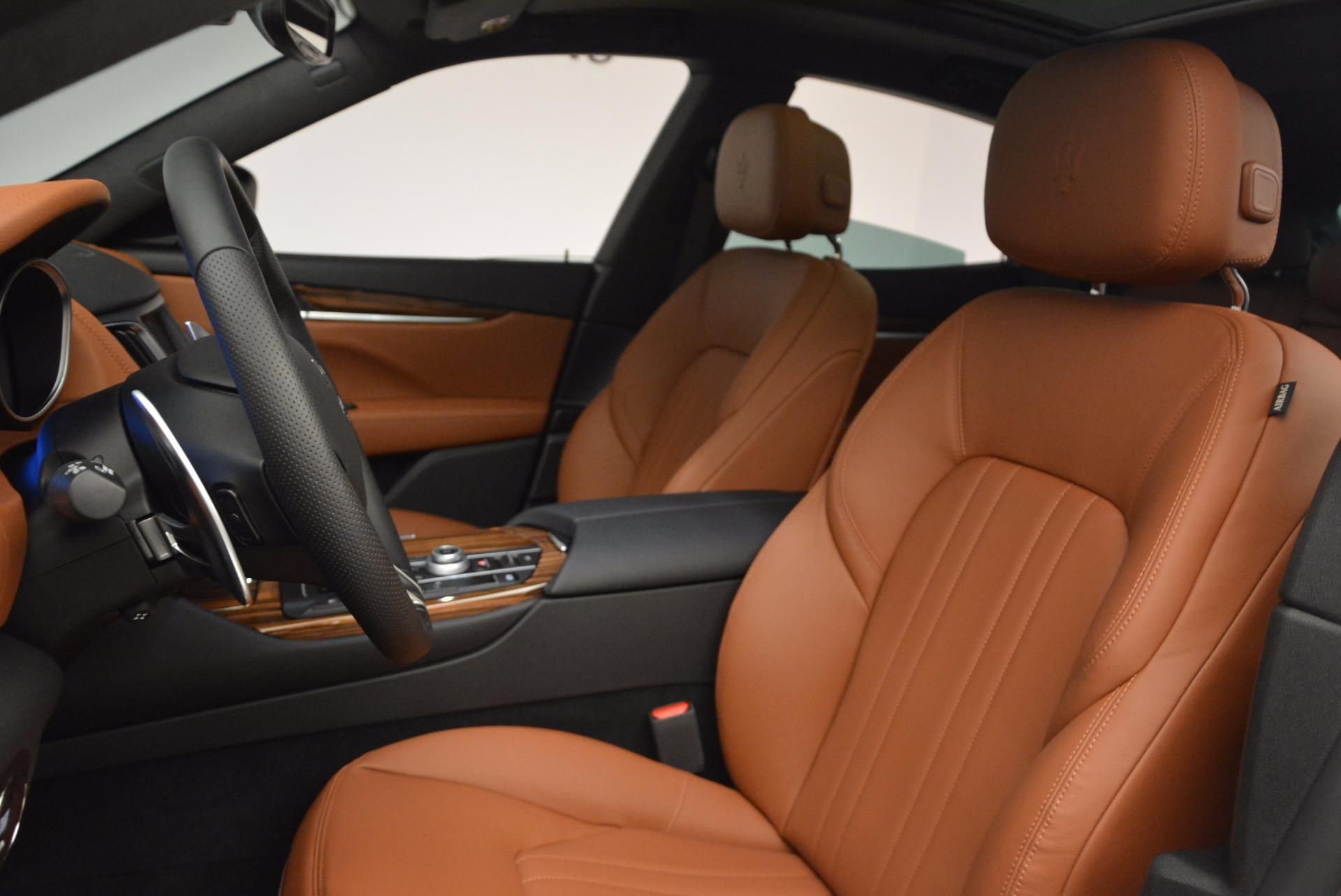 New 2017 Maserati Levante  For Sale In Westport, CT 966_p13