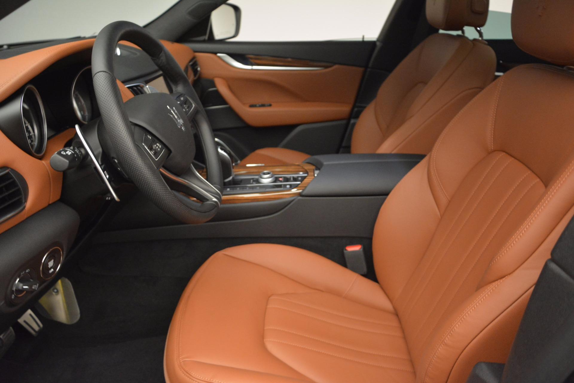New 2017 Maserati Levante  For Sale In Westport, CT 966_p14