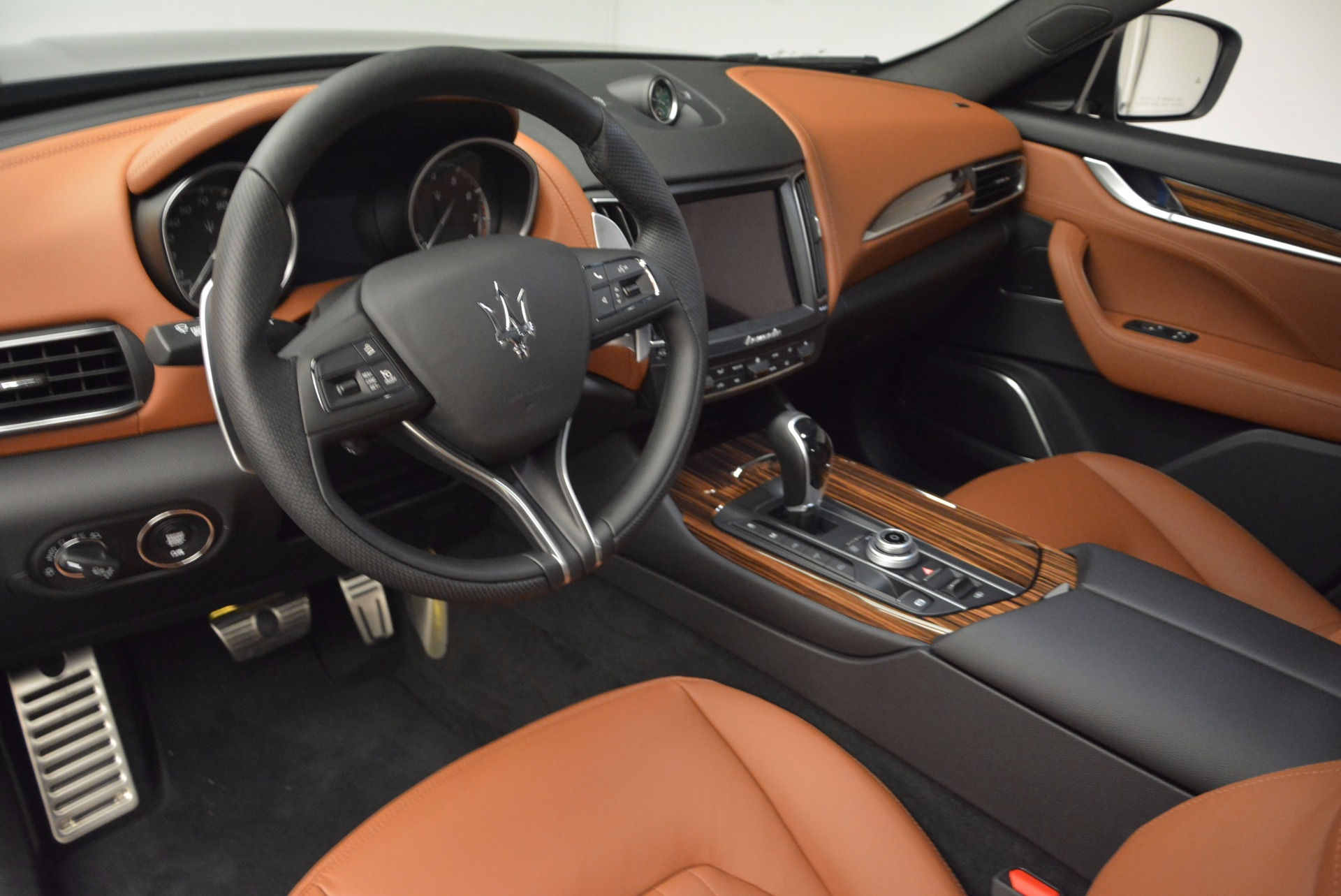 New 2017 Maserati Levante  For Sale In Westport, CT 966_p15