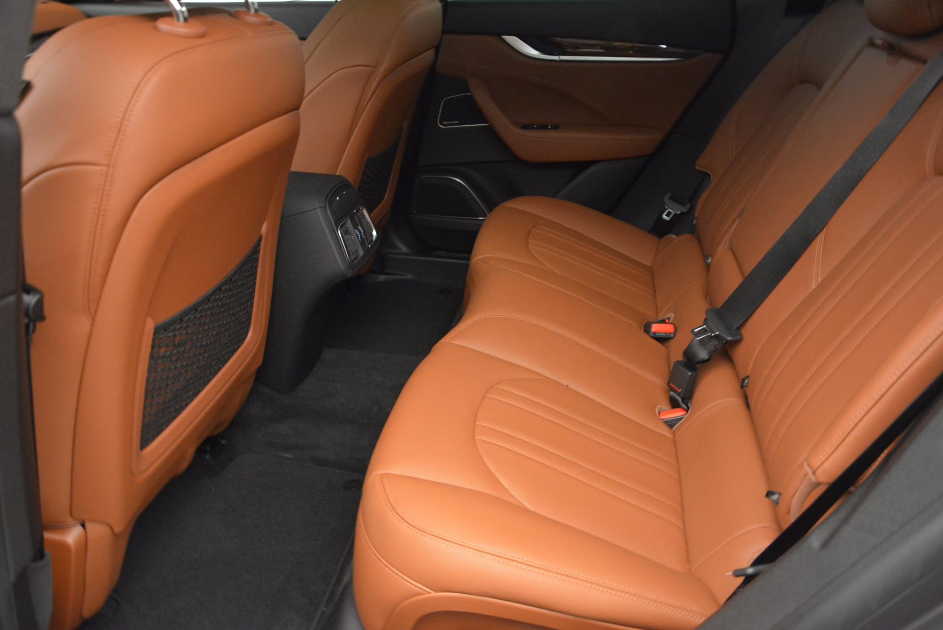 New 2017 Maserati Levante  For Sale In Westport, CT 966_p17