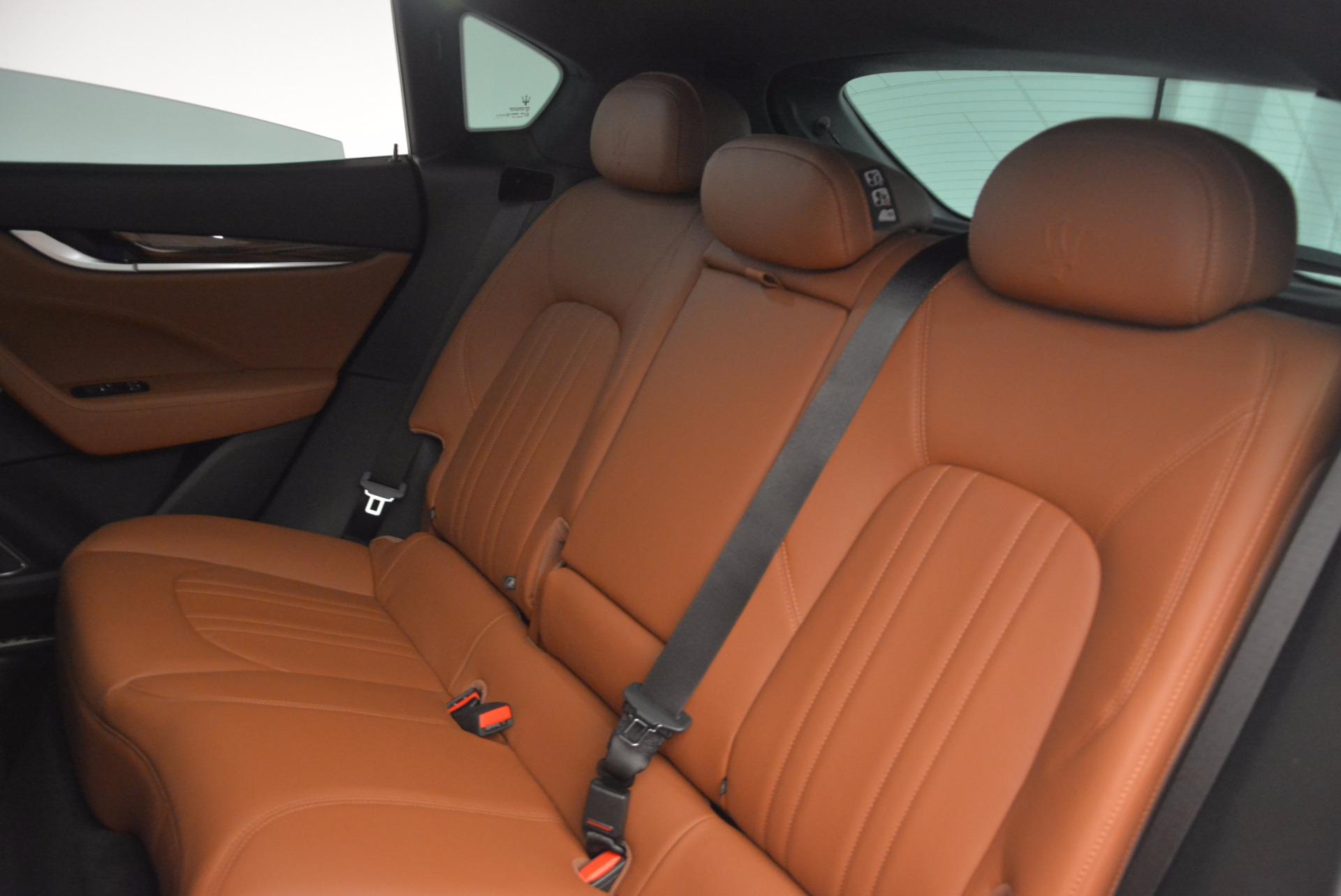New 2017 Maserati Levante  For Sale In Westport, CT 966_p18
