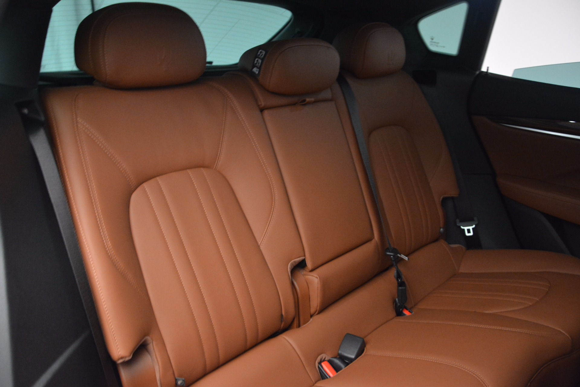 New 2017 Maserati Levante  For Sale In Westport, CT 966_p24