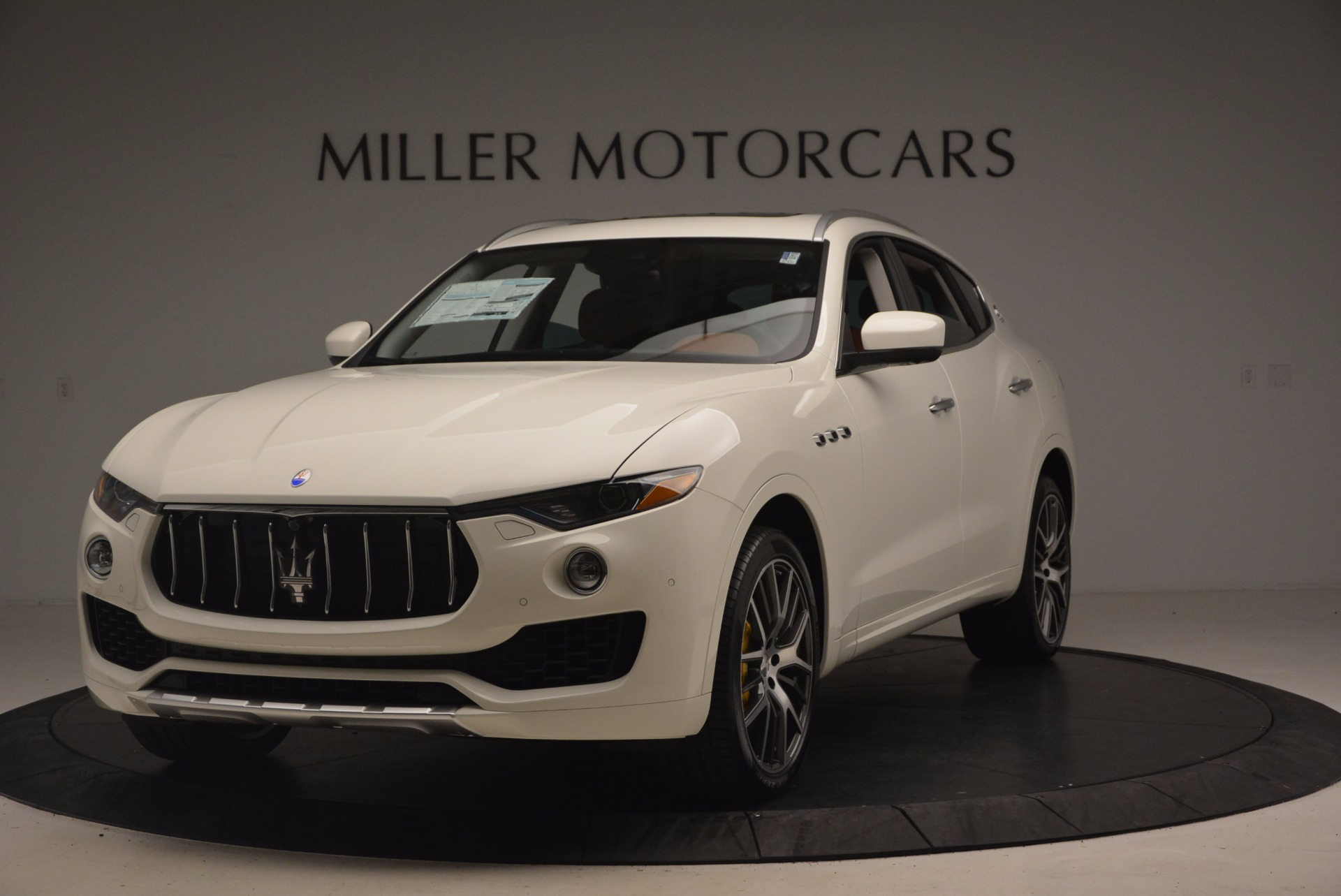 New 2017 Maserati Levante S Q4 For Sale In Westport, CT 967_main