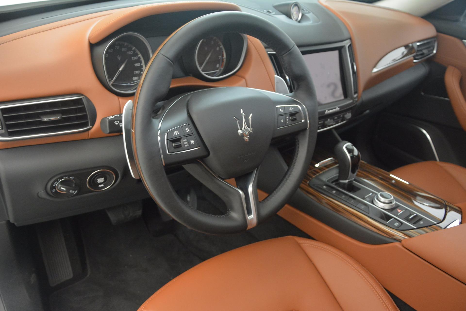 New 2017 Maserati Levante S Q4 For Sale In Westport, CT 967_p13