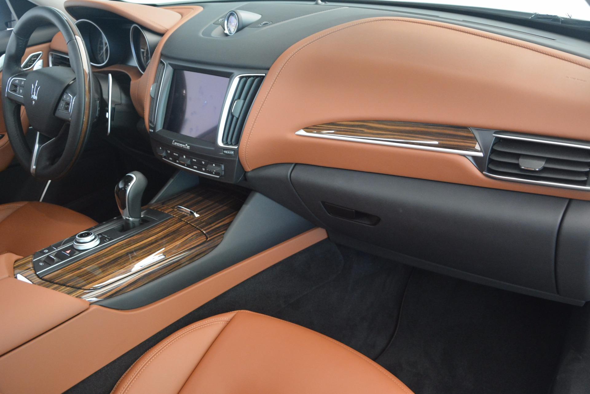 New 2017 Maserati Levante S Q4 For Sale In Westport, CT 967_p20