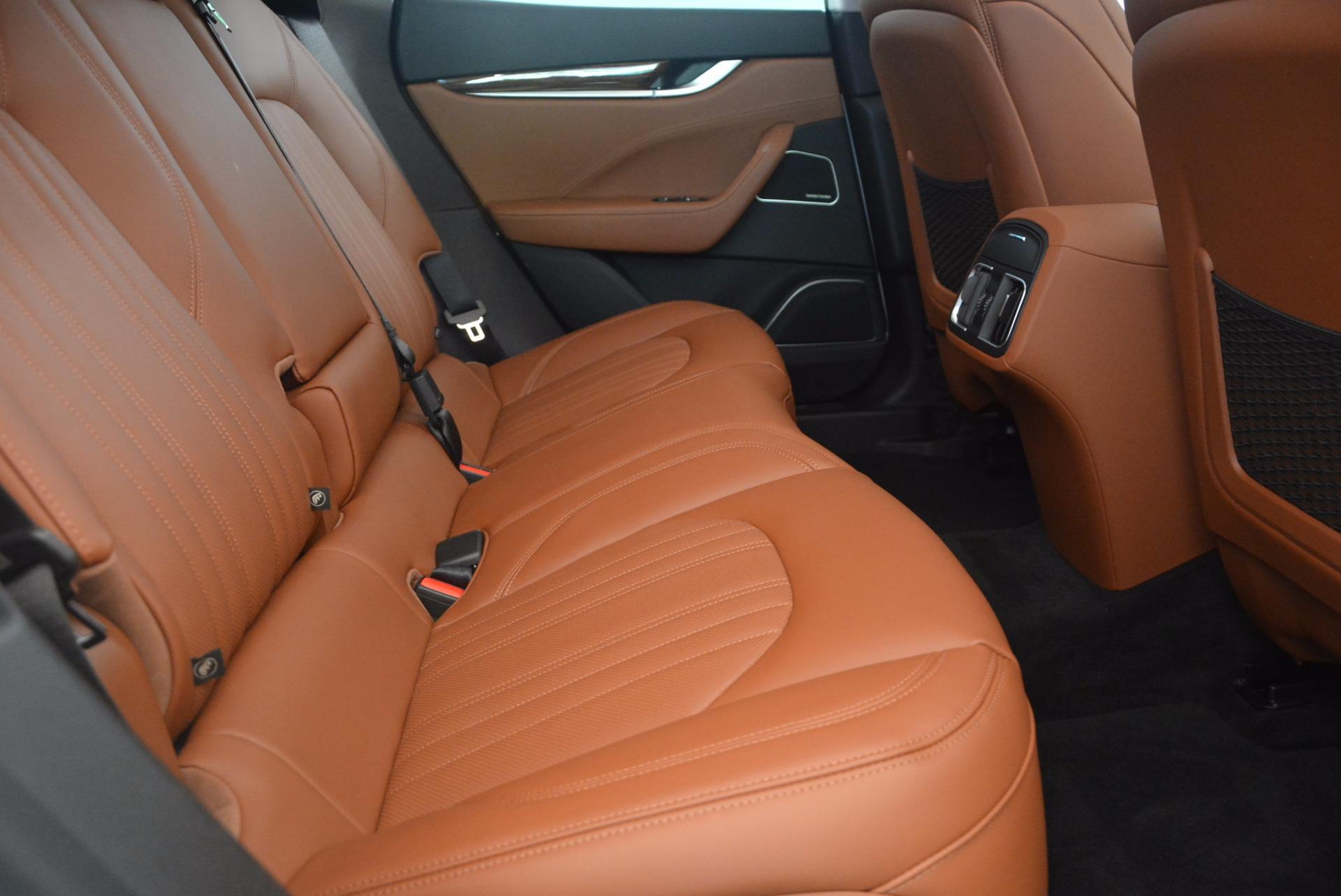 New 2017 Maserati Levante S Q4 For Sale In Westport, CT 967_p24