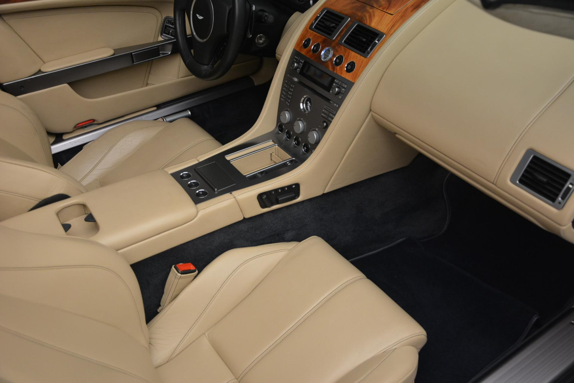 Used 2007 Aston Martin DB9 Volante For Sale In Westport, CT 97_p33