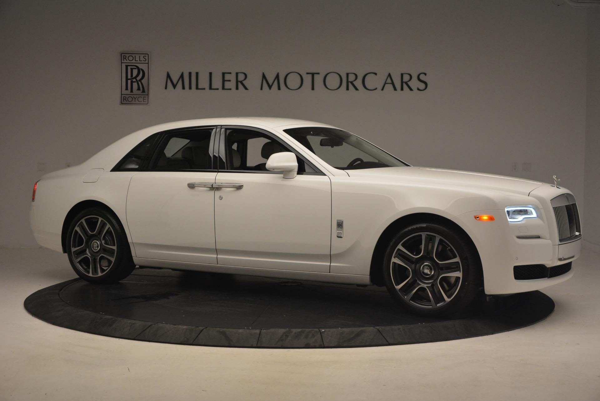 Used 2017 Rolls-Royce Ghost  For Sale In Westport, CT 971_p10