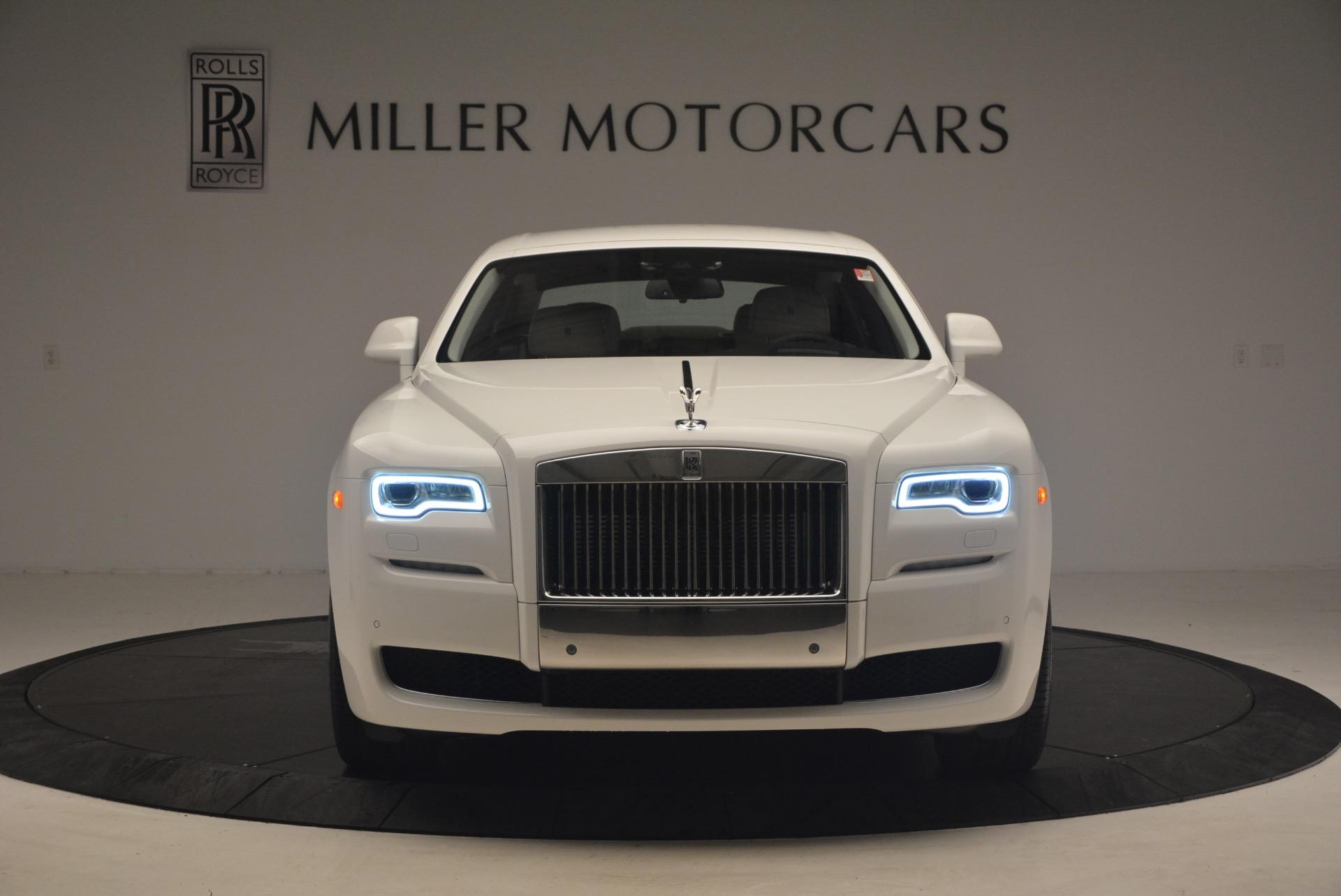 Used 2017 Rolls-Royce Ghost  For Sale In Westport, CT 971_p12