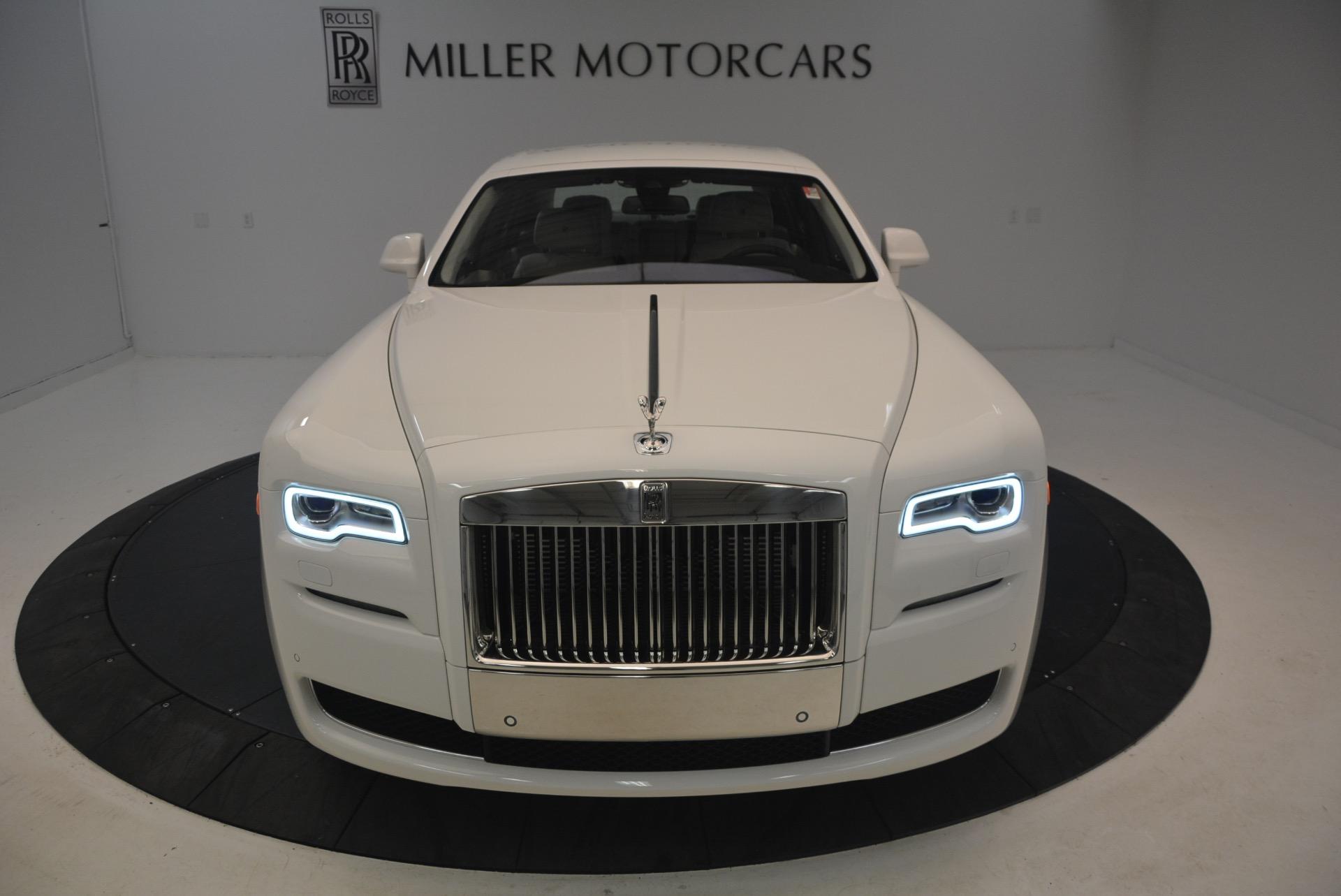 Used 2017 Rolls-Royce Ghost  For Sale In Westport, CT 971_p13