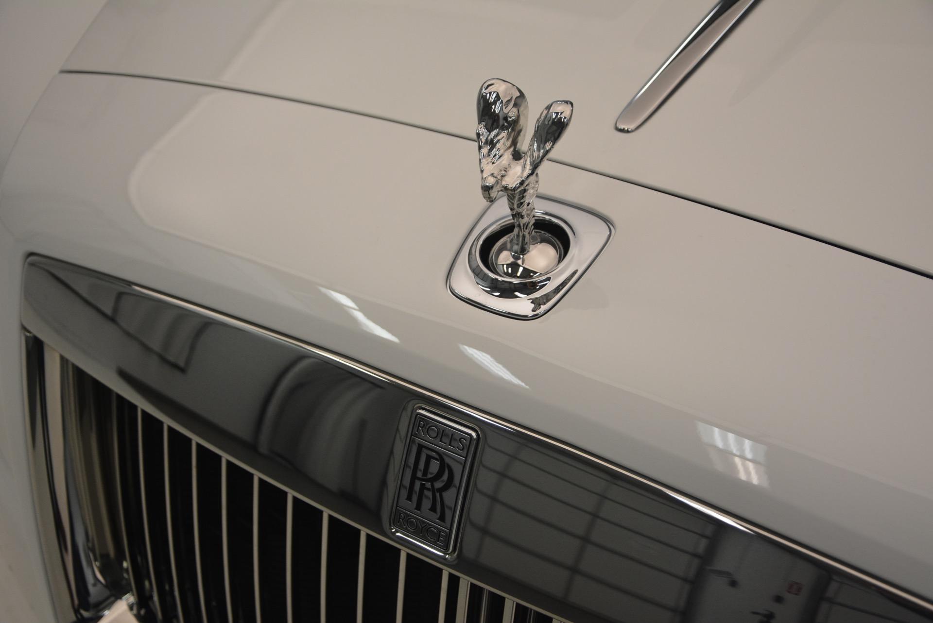 Used 2017 Rolls-Royce Ghost  For Sale In Westport, CT 971_p15