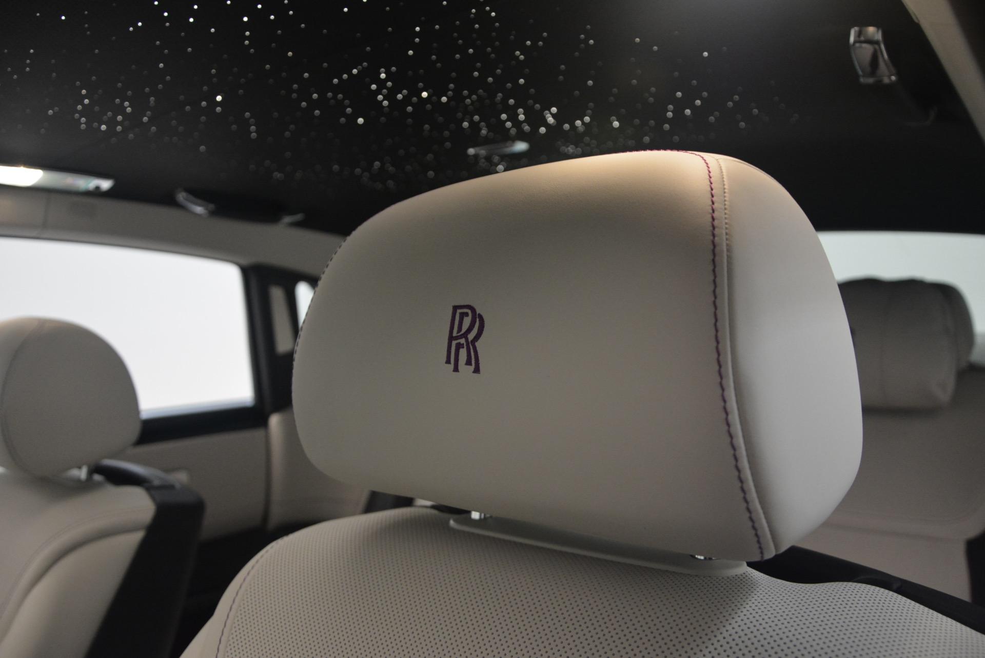 Used 2017 Rolls-Royce Ghost  For Sale In Westport, CT 971_p20