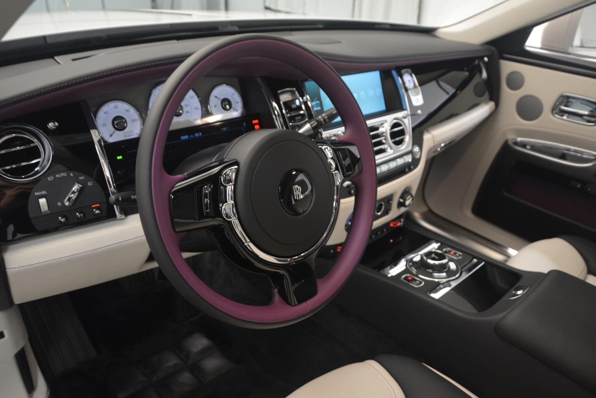 Used 2017 Rolls-Royce Ghost  For Sale In Westport, CT 971_p22