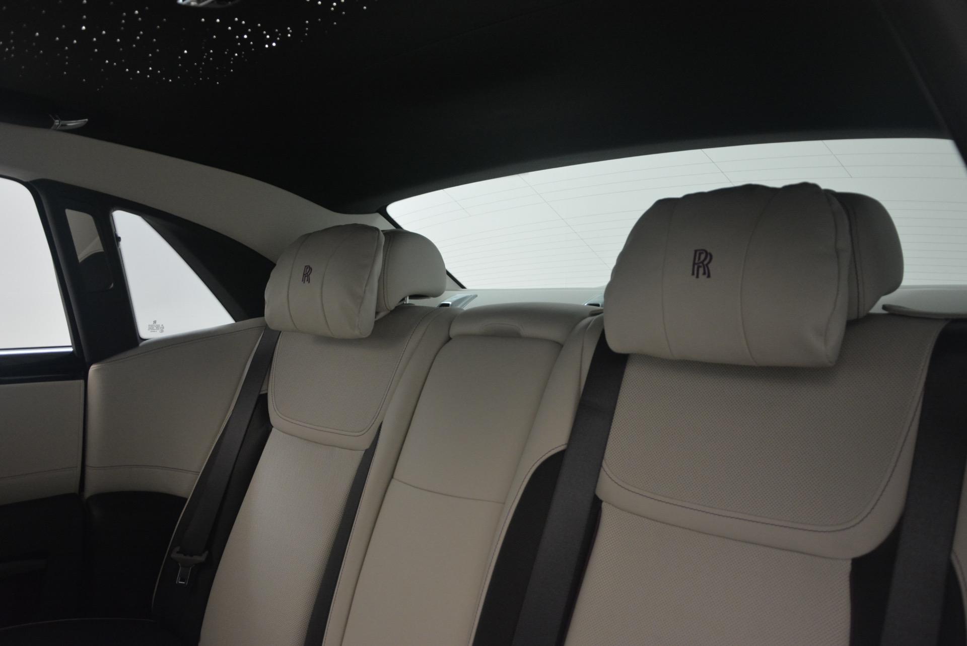 Used 2017 Rolls-Royce Ghost  For Sale In Westport, CT 971_p30