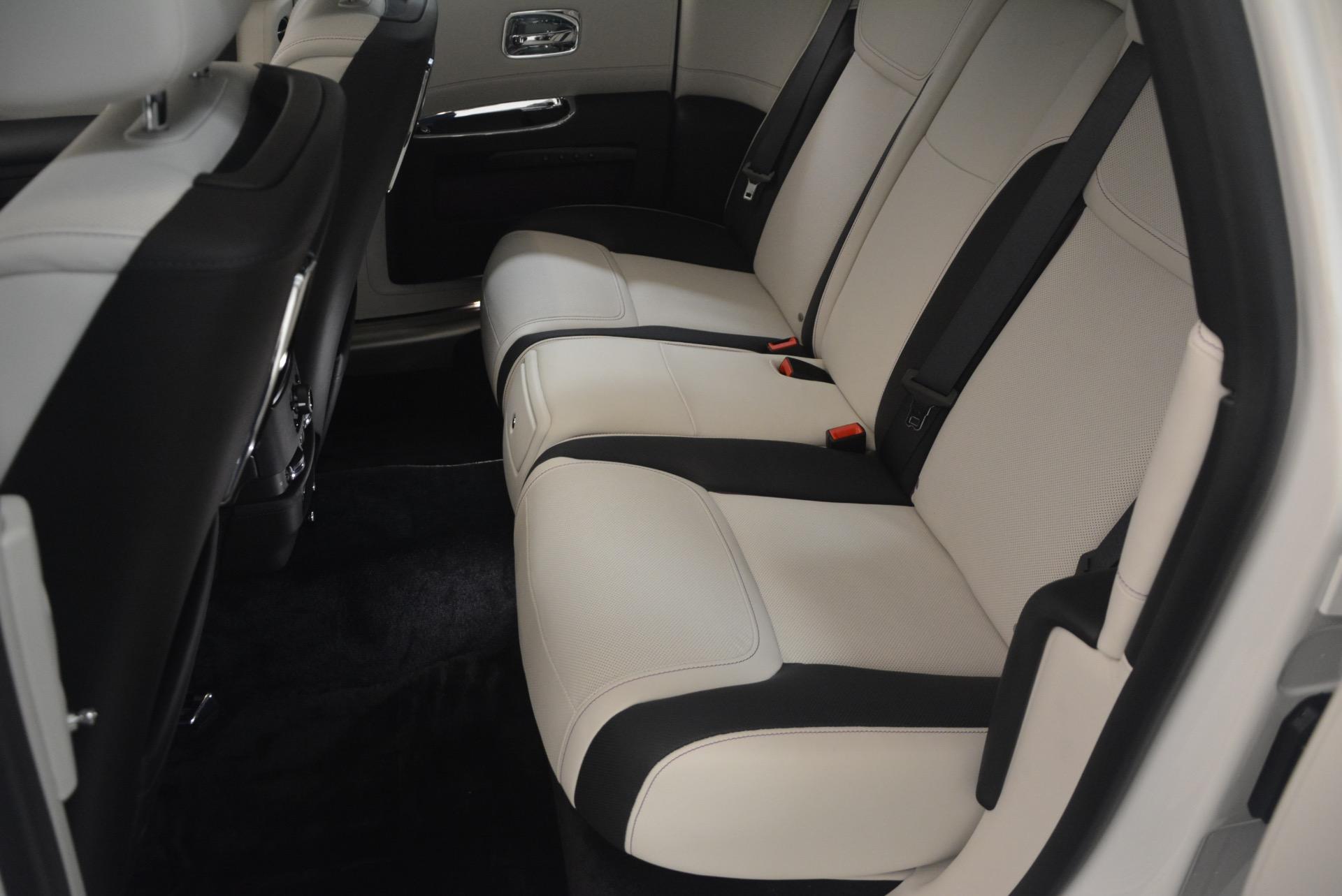 Used 2017 Rolls-Royce Ghost  For Sale In Westport, CT 971_p32