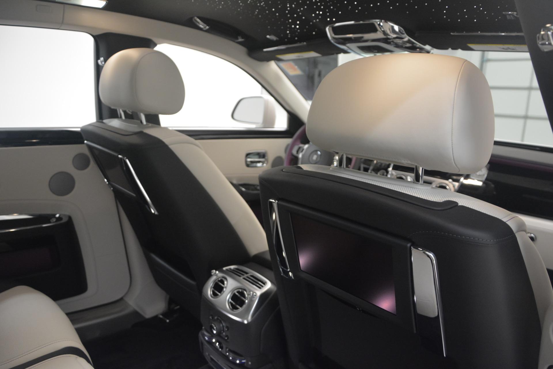 Used 2017 Rolls-Royce Ghost  For Sale In Westport, CT 971_p37