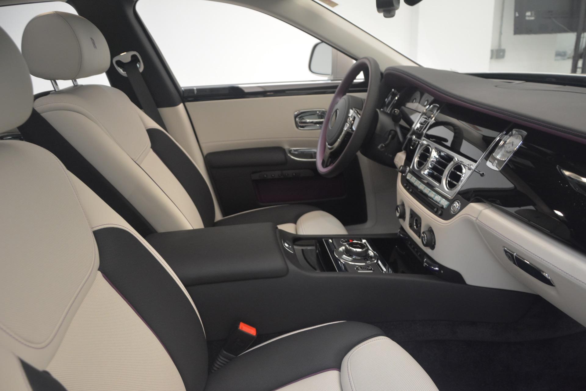 Used 2017 Rolls-Royce Ghost  For Sale In Westport, CT 971_p40