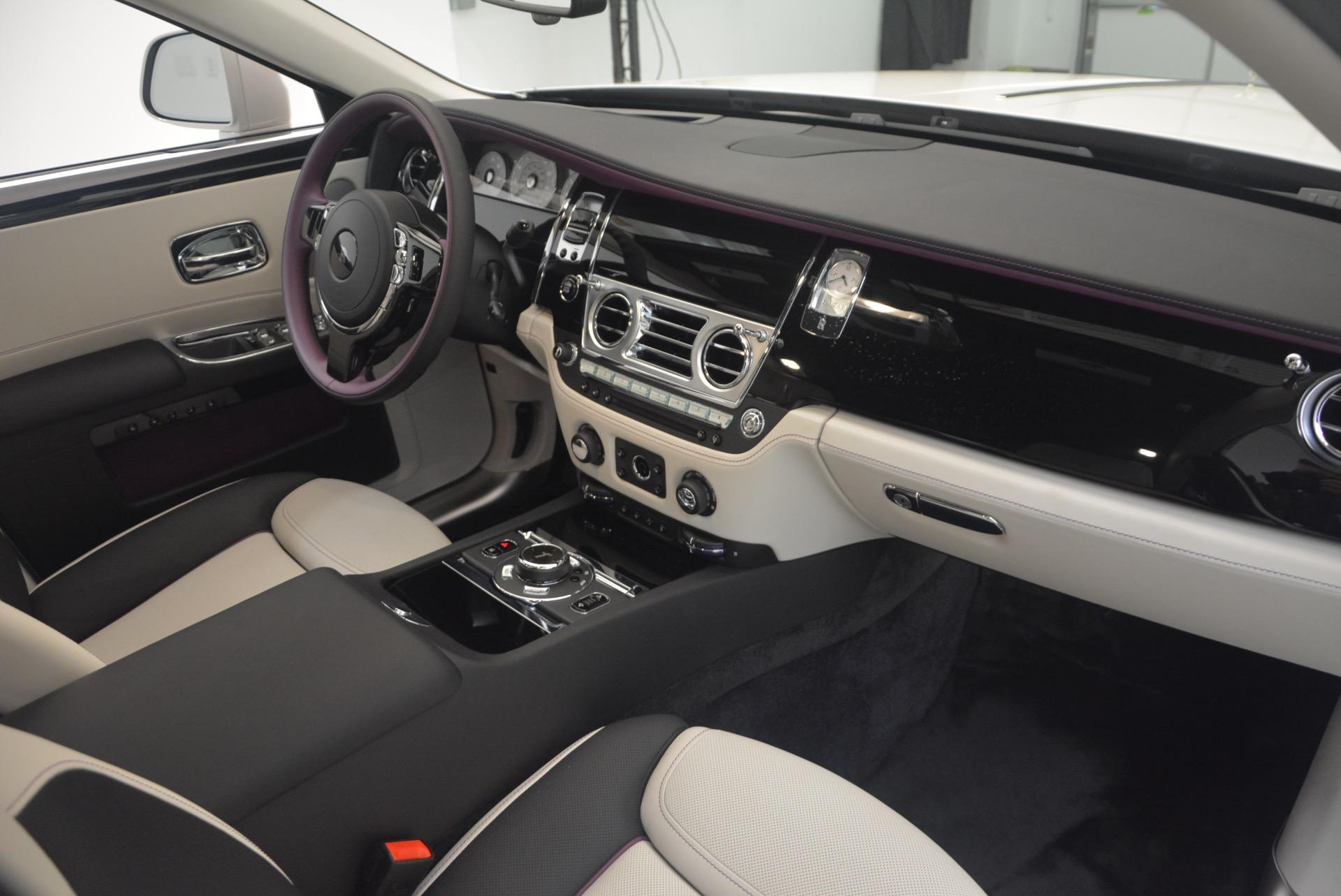 Used 2017 Rolls-Royce Ghost  For Sale In Westport, CT 971_p41