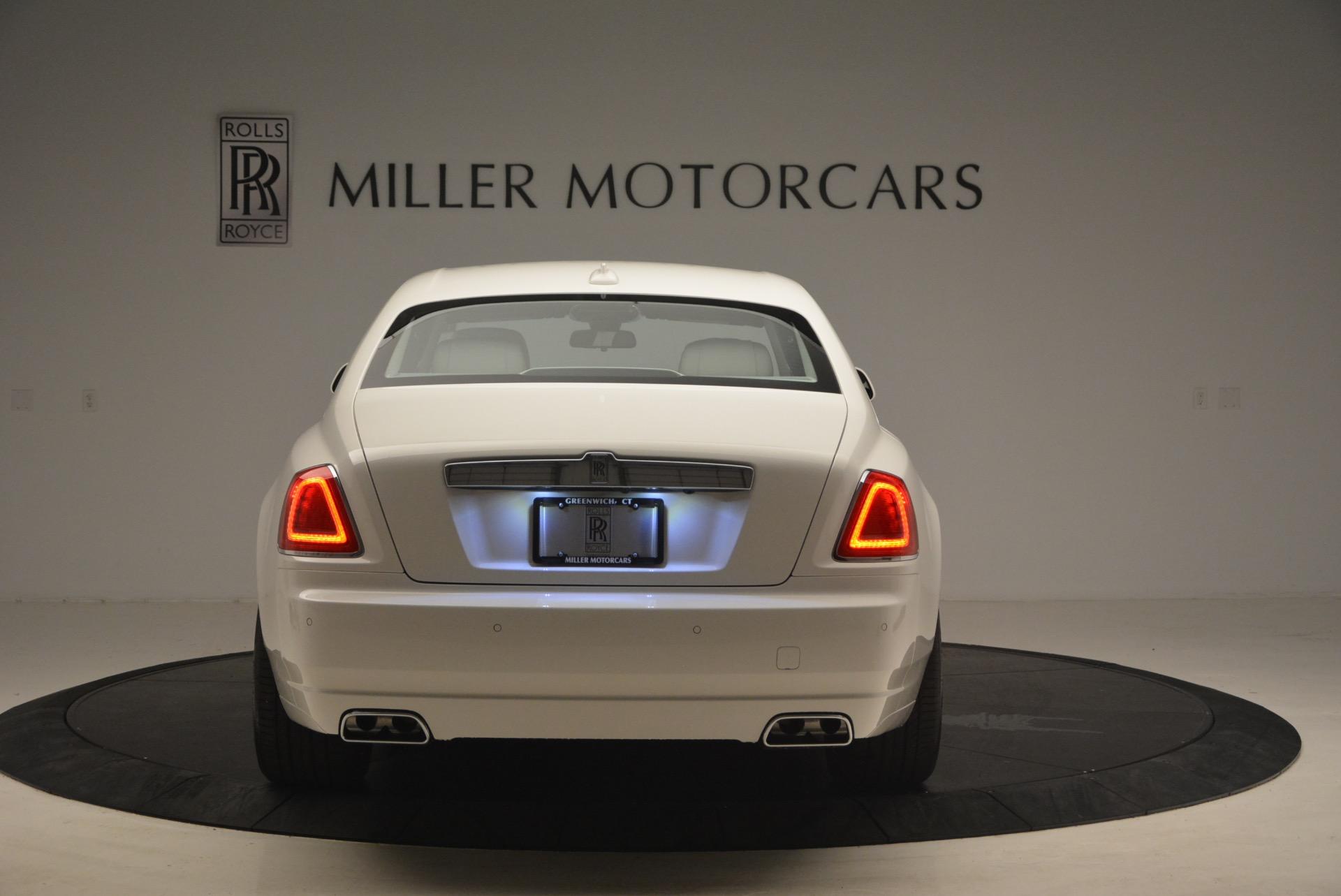 Used 2017 Rolls-Royce Ghost  For Sale In Westport, CT 971_p6