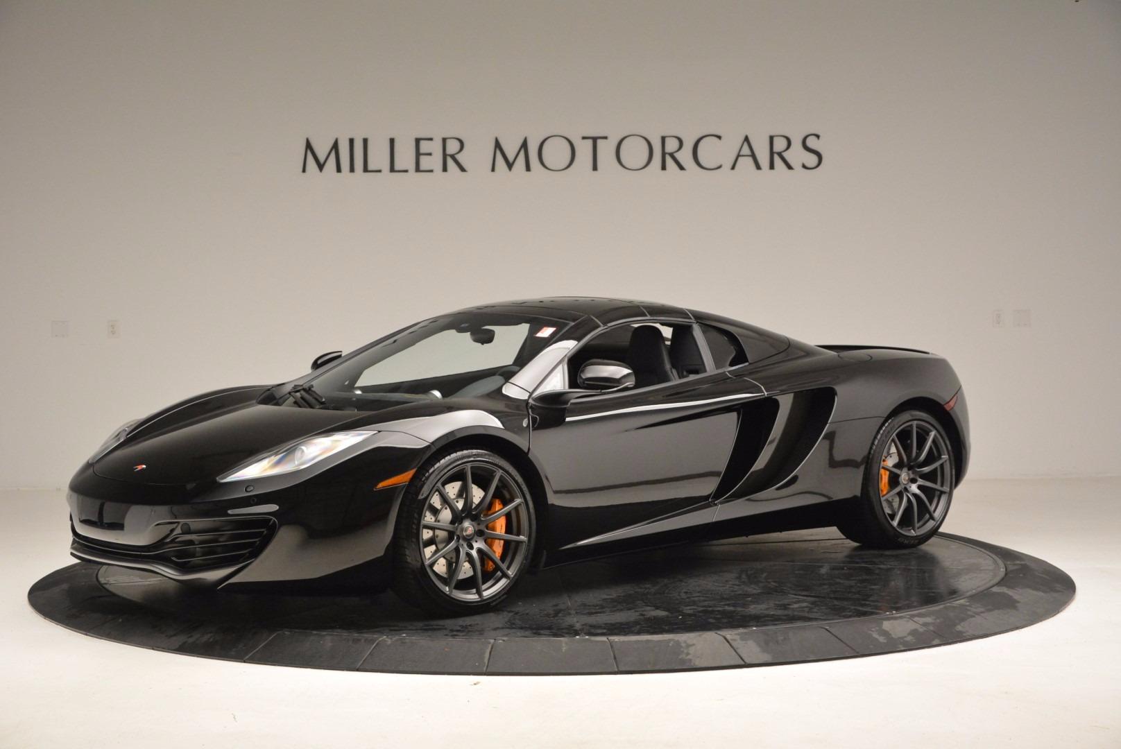 Used 2013 McLaren 12C Spider  For Sale In Westport, CT 973_p15