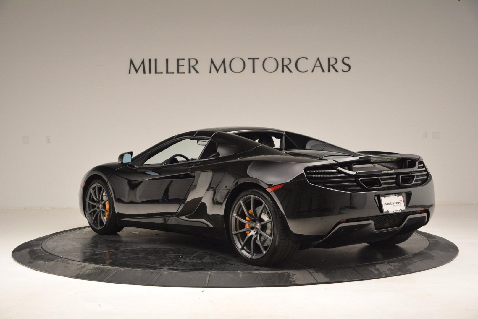 Used 2013 McLaren 12C Spider  For Sale In Westport, CT 973_p17