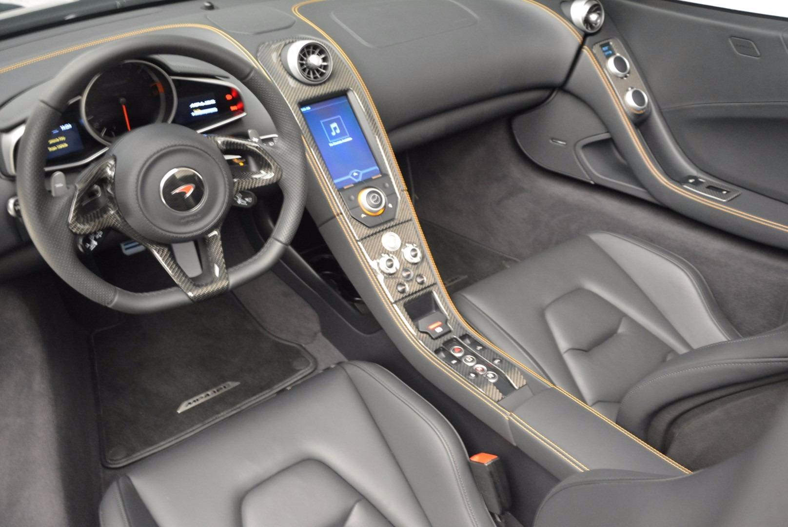 Used 2013 McLaren 12C Spider  For Sale In Westport, CT 973_p24