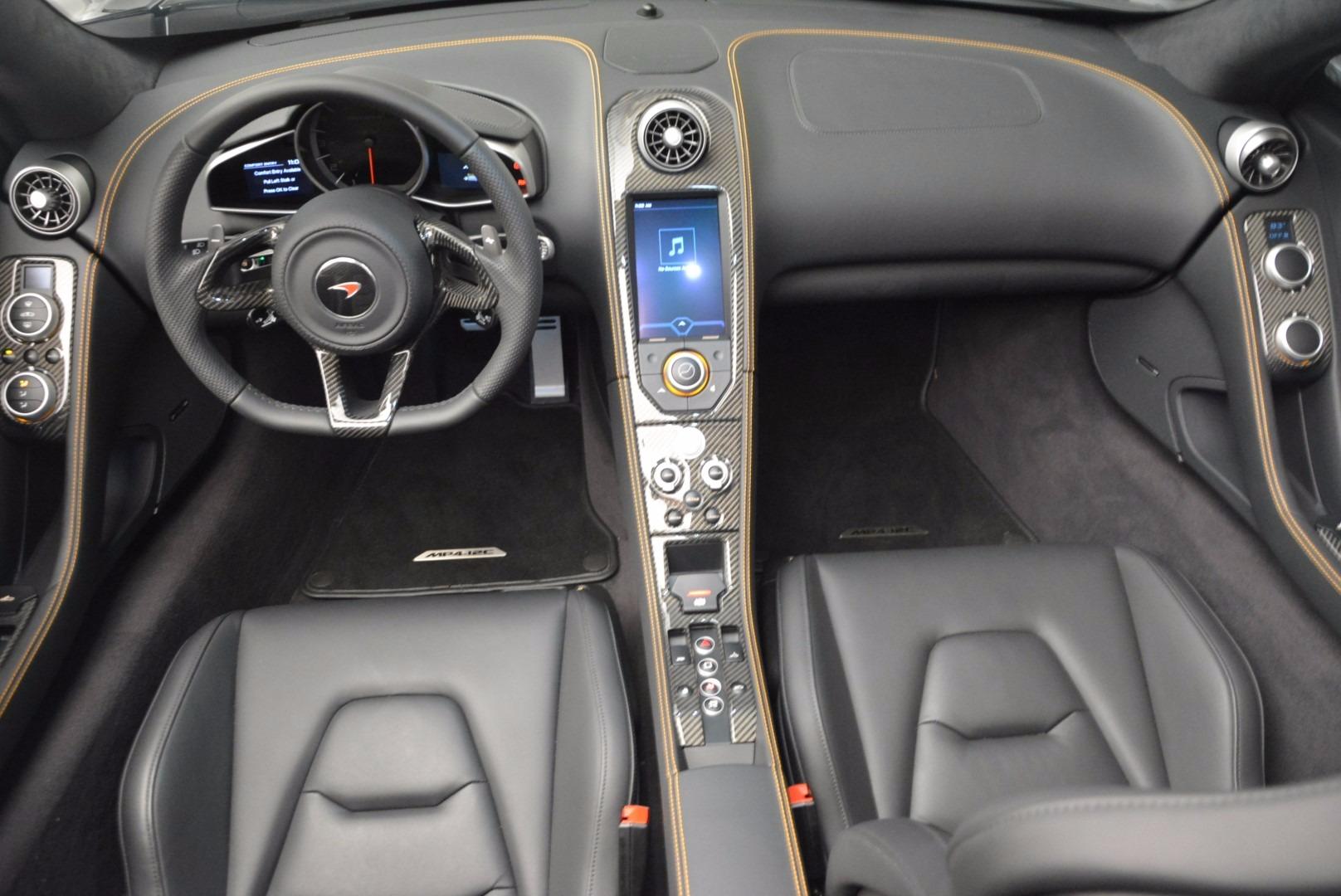 Used 2013 McLaren 12C Spider  For Sale In Westport, CT 973_p27