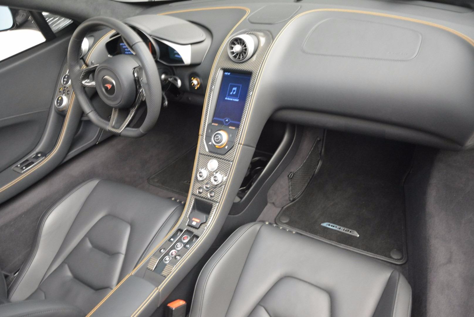 Used 2013 McLaren 12C Spider  For Sale In Westport, CT 973_p28