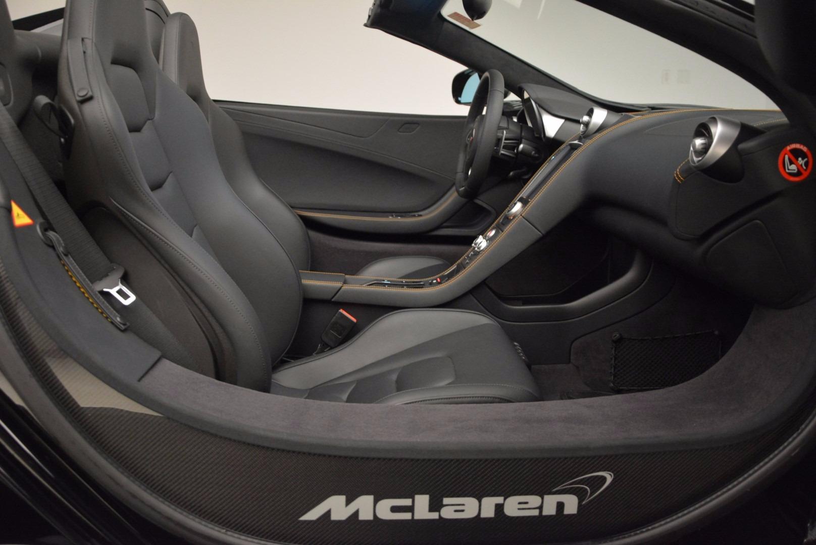 Used 2013 McLaren 12C Spider  For Sale In Westport, CT 973_p29