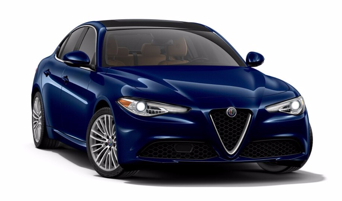 New 2017 Alfa Romeo Giulia Ti Q4 For Sale In Westport, CT 977_main