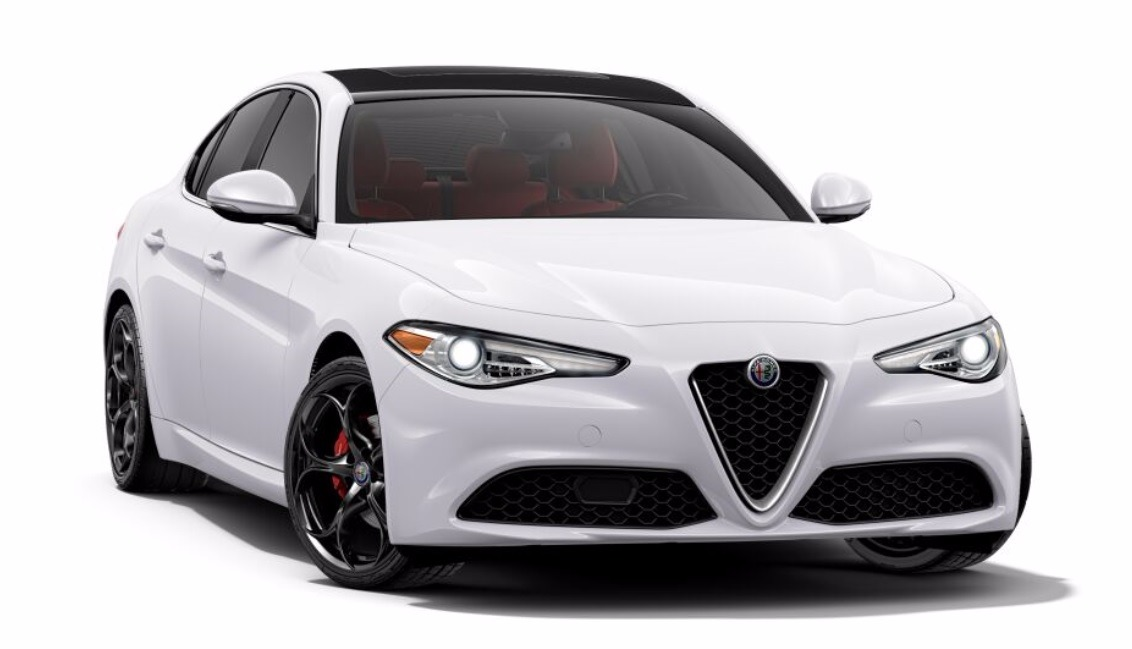 New 2017 Alfa Romeo Giulia Ti Q4 For In Westport Ct Car Sold