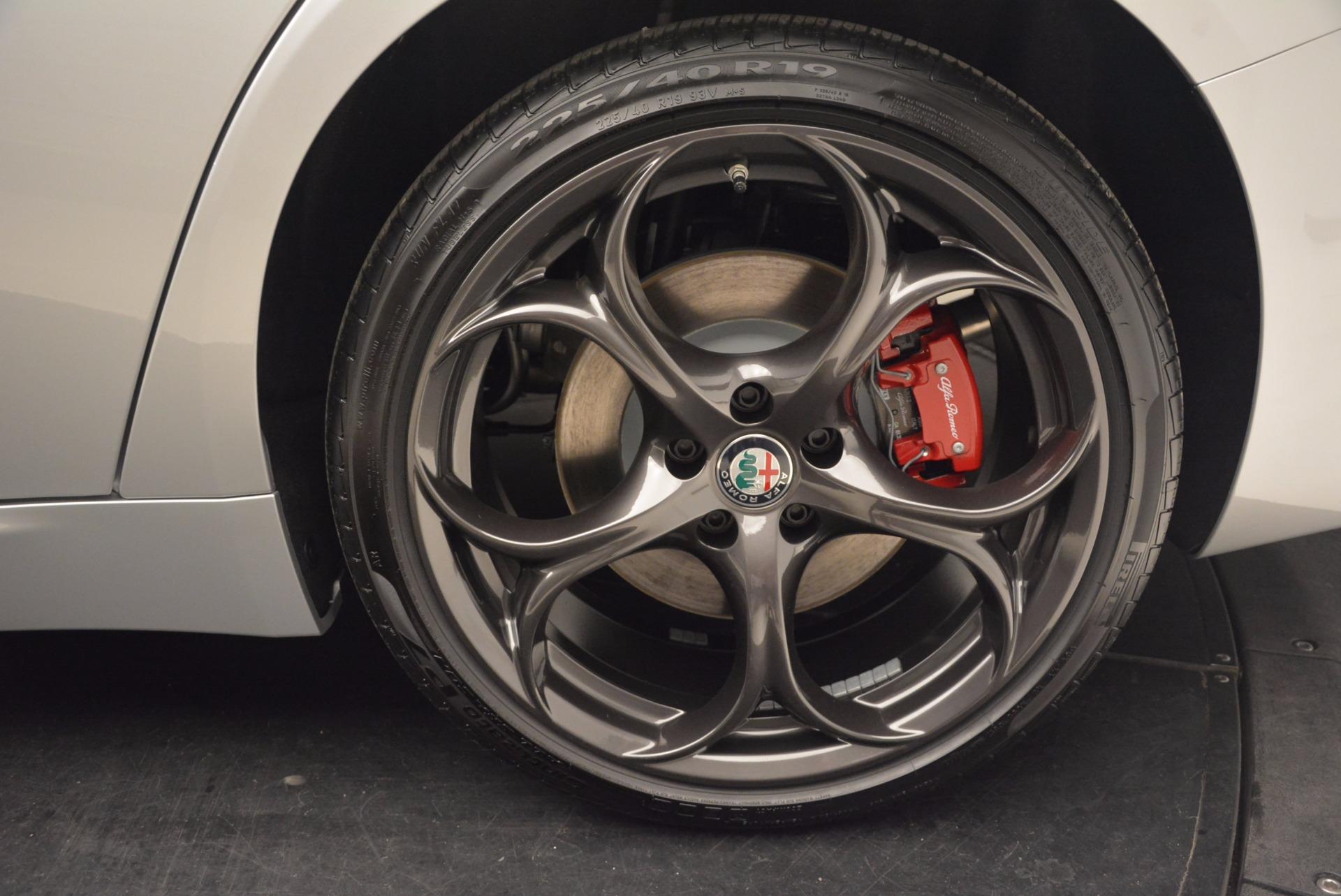 New 2017 Alfa Romeo Giulia Ti Q4 For Sale In Westport, CT 980_p14